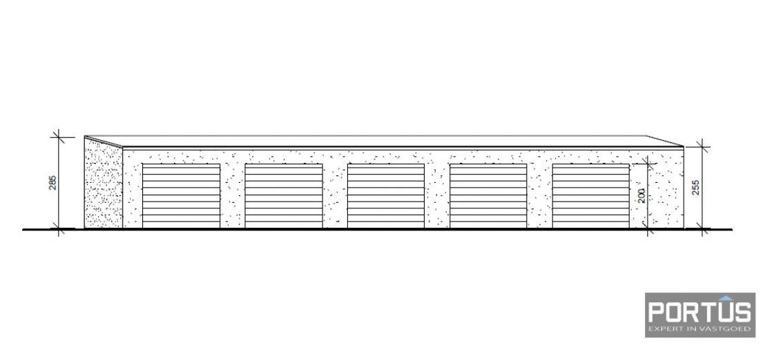 Garagecomplex Santhovenstraat Lombardsijde 755