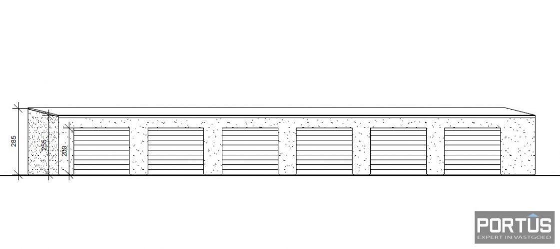 Garagecomplex Santhovenstraat Lombardsijde 757