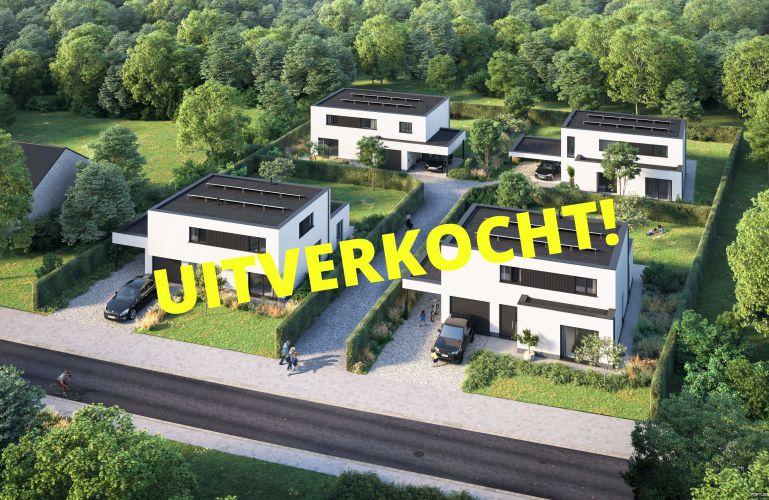 Energiezuinige nieuwbouwvilla's te koop  882
