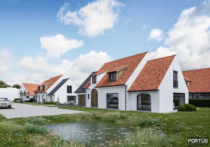 Nieuwbouwproject Het Prinsenhof te koop met eigentijdse nieuwbouwvilla's 853
