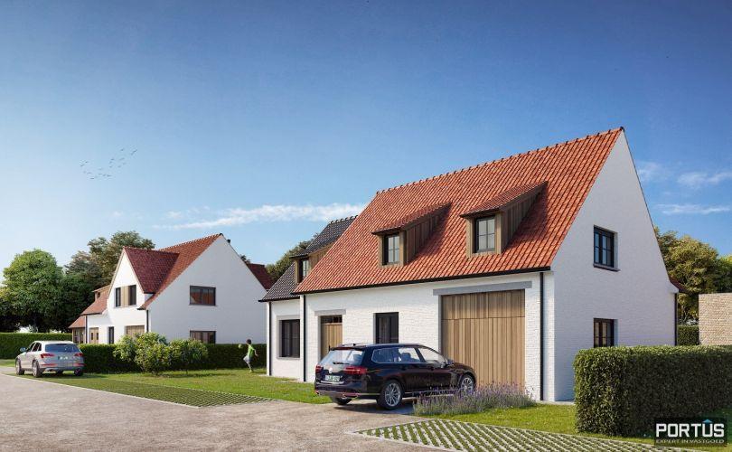 Nieuwbouwproject Het Prinsenhof te koop met eigentijdse nieuwbouwvilla's 855
