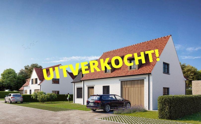 Nieuwbouwproject Het Prinsenhof te koop met eigentijdse nieuwbouwvilla's 893