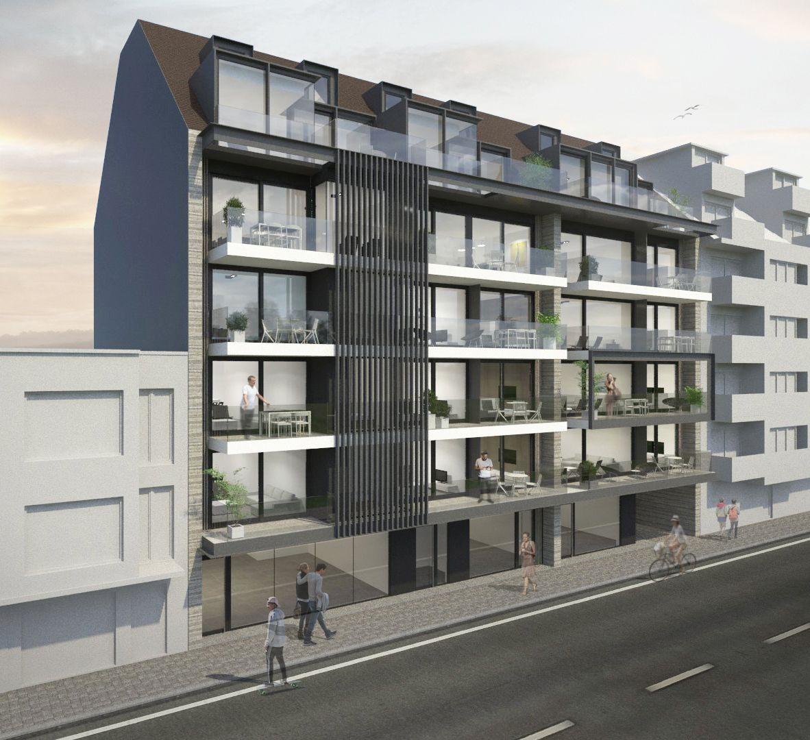 Duplex-appartement met 2 slaapkamers - 8680