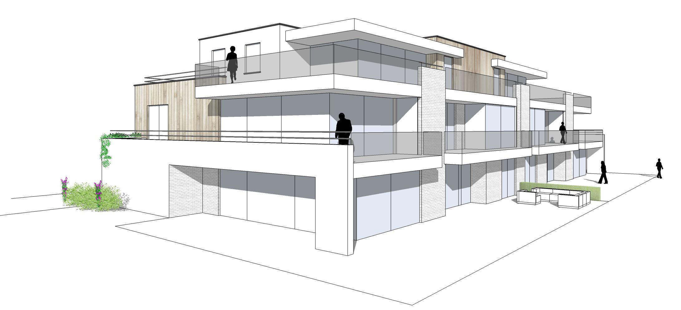 Appartement te koop met 3 slaapkamers