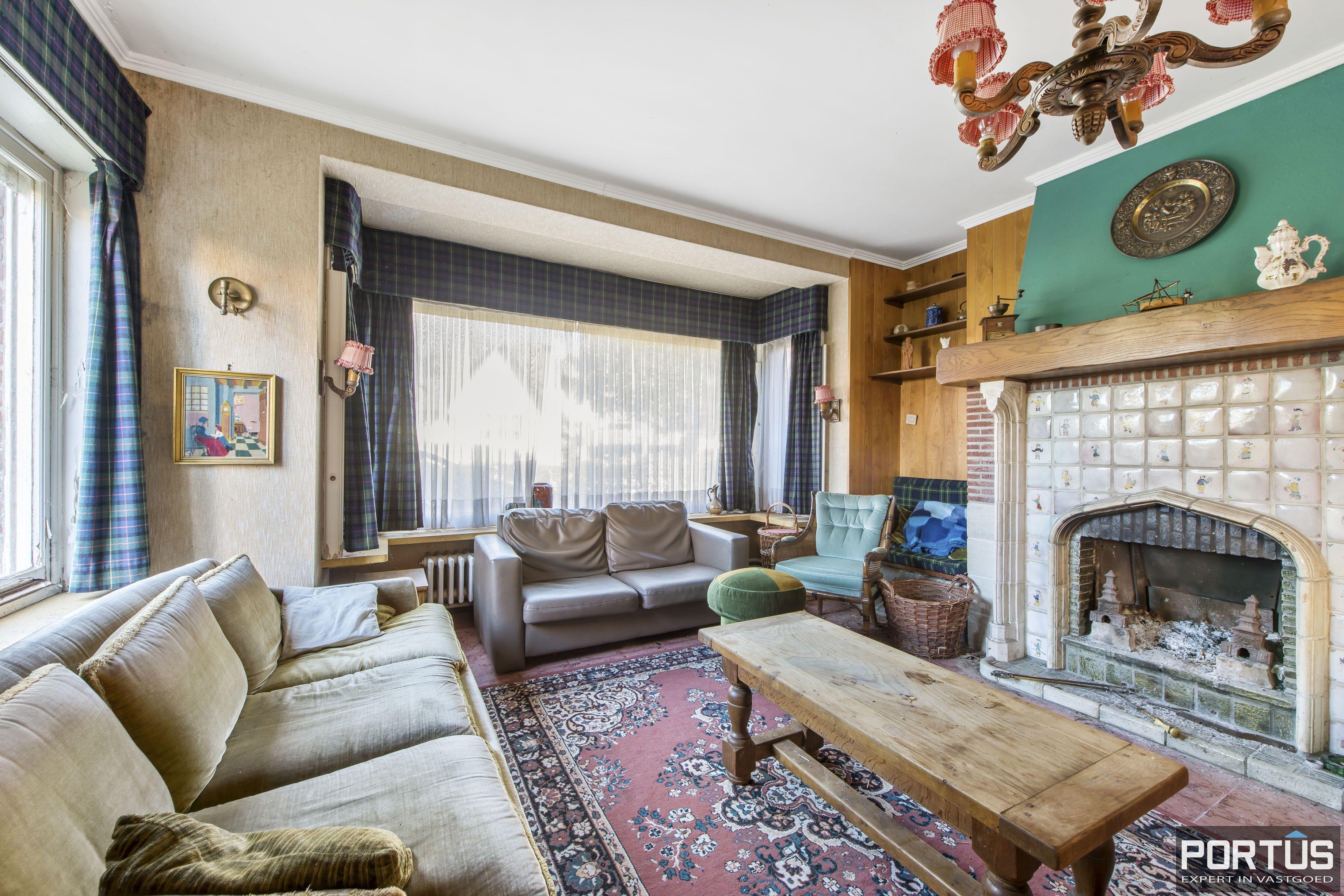 Te renoveren kustvilla te koop te Sint-Idesbald - 8805