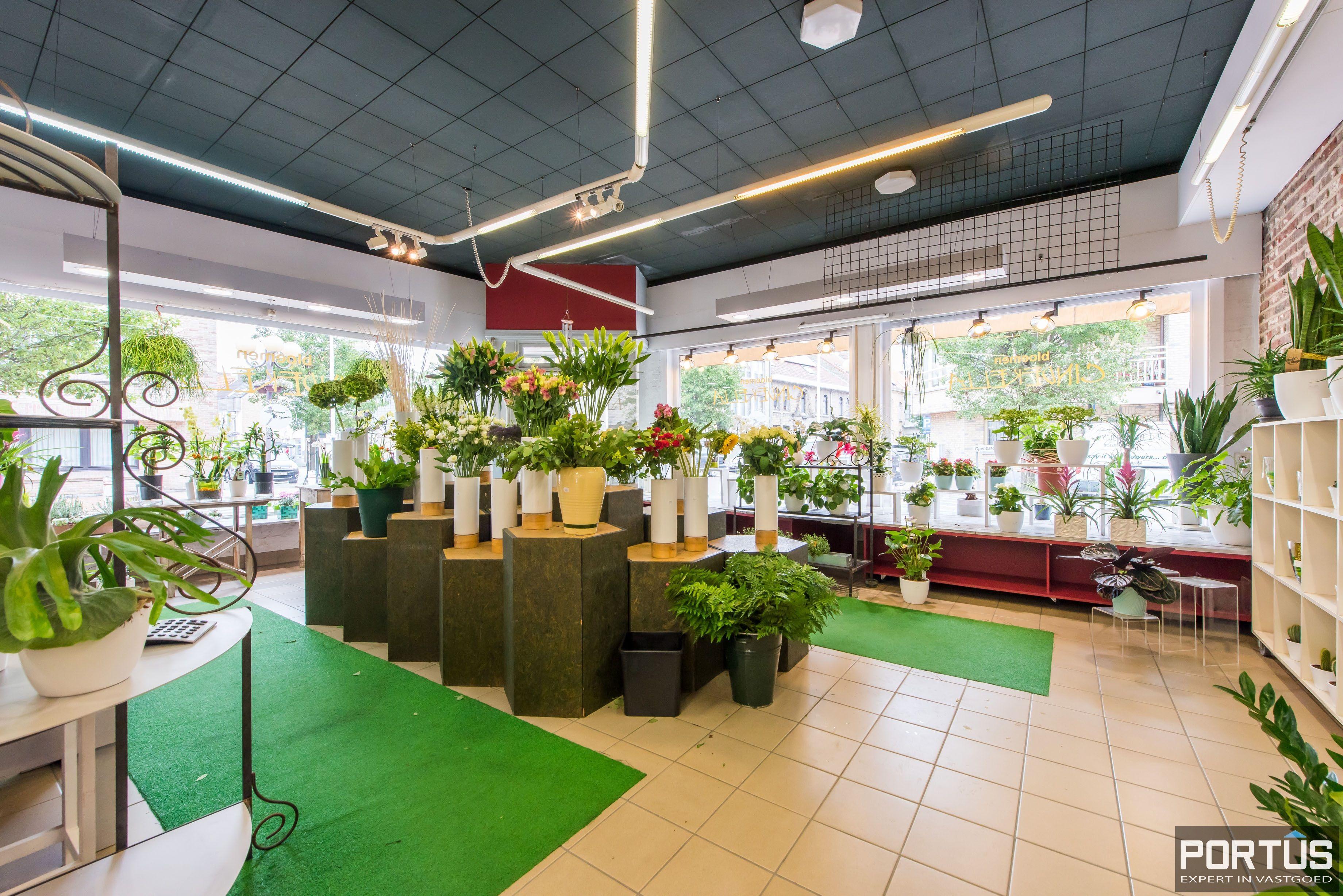 Handelshuis op commerciële ligging te koop te Nieuwpoort-Stad - 8841