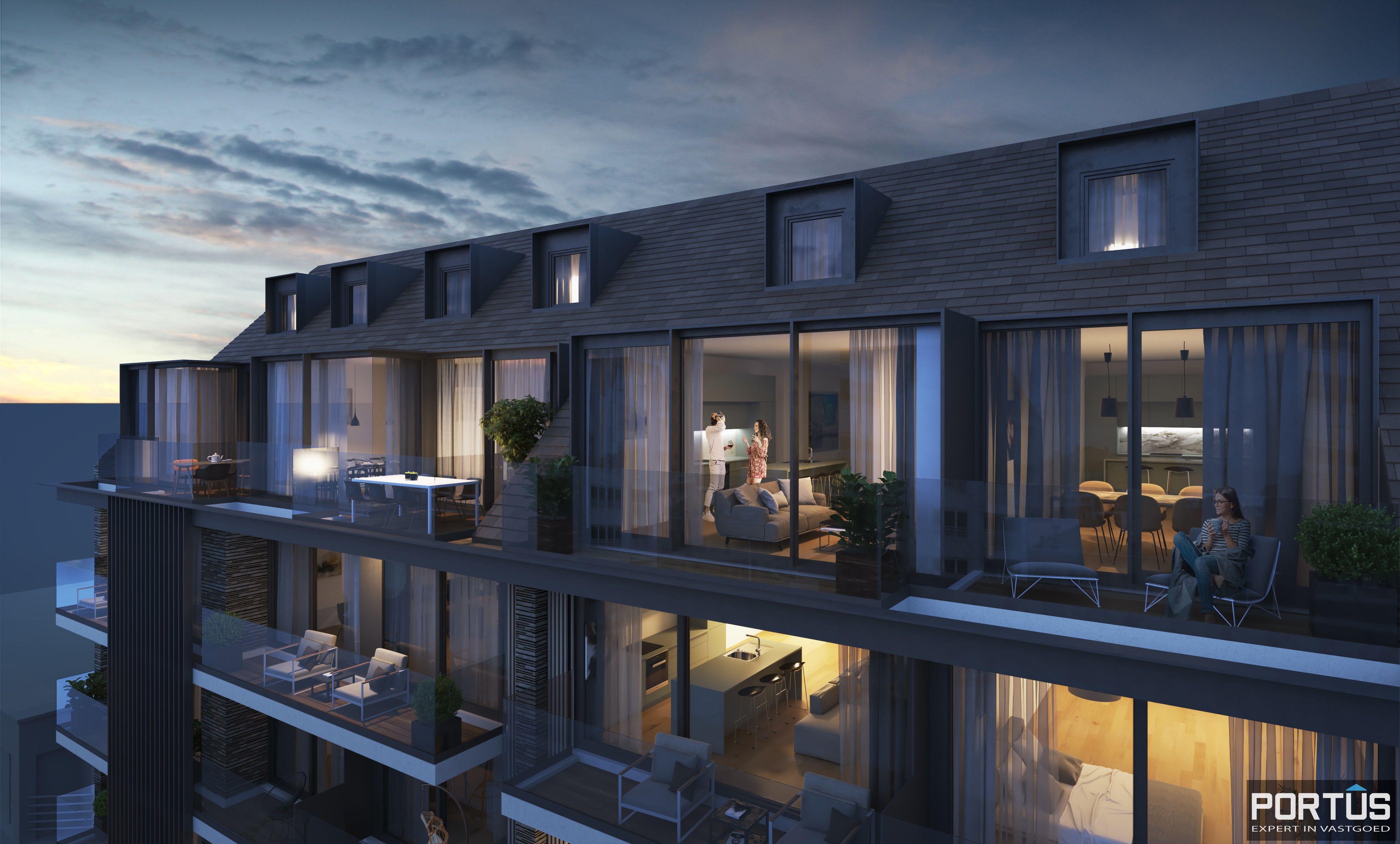 Appartement te koop Nieuwpoort met 2 slaapkamers - 8933