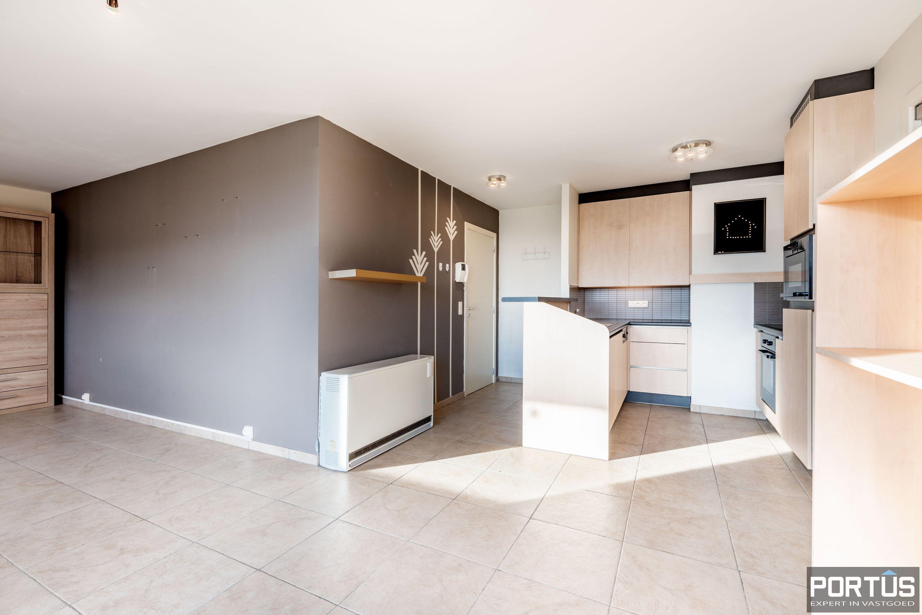 Instapklaar zongericht appartement te koop te Nieuwpoort