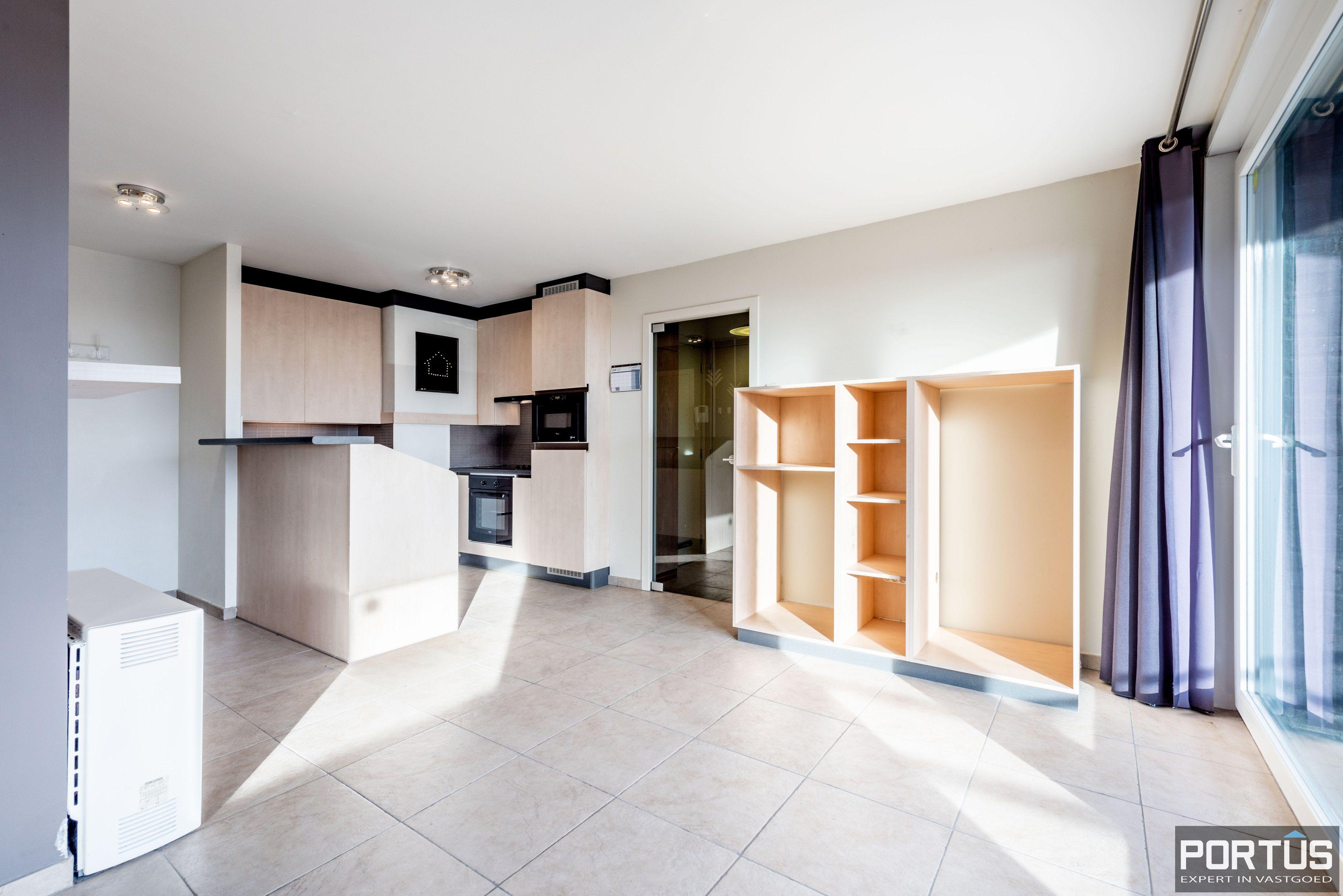Instapklaar zongericht appartement te koop te Nieuwpoort - 9041
