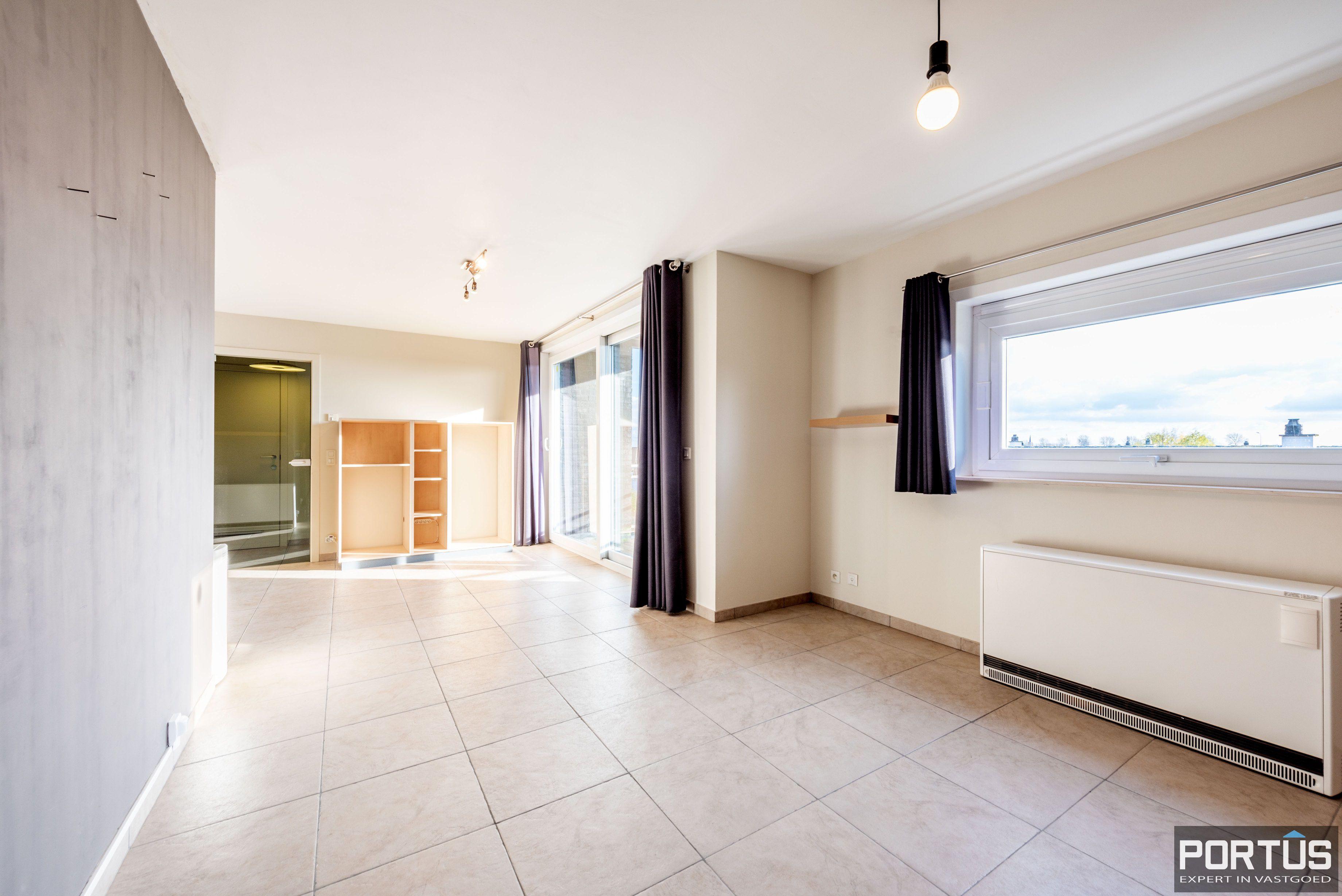 Instapklaar zongericht appartement te koop te Nieuwpoort - 9047