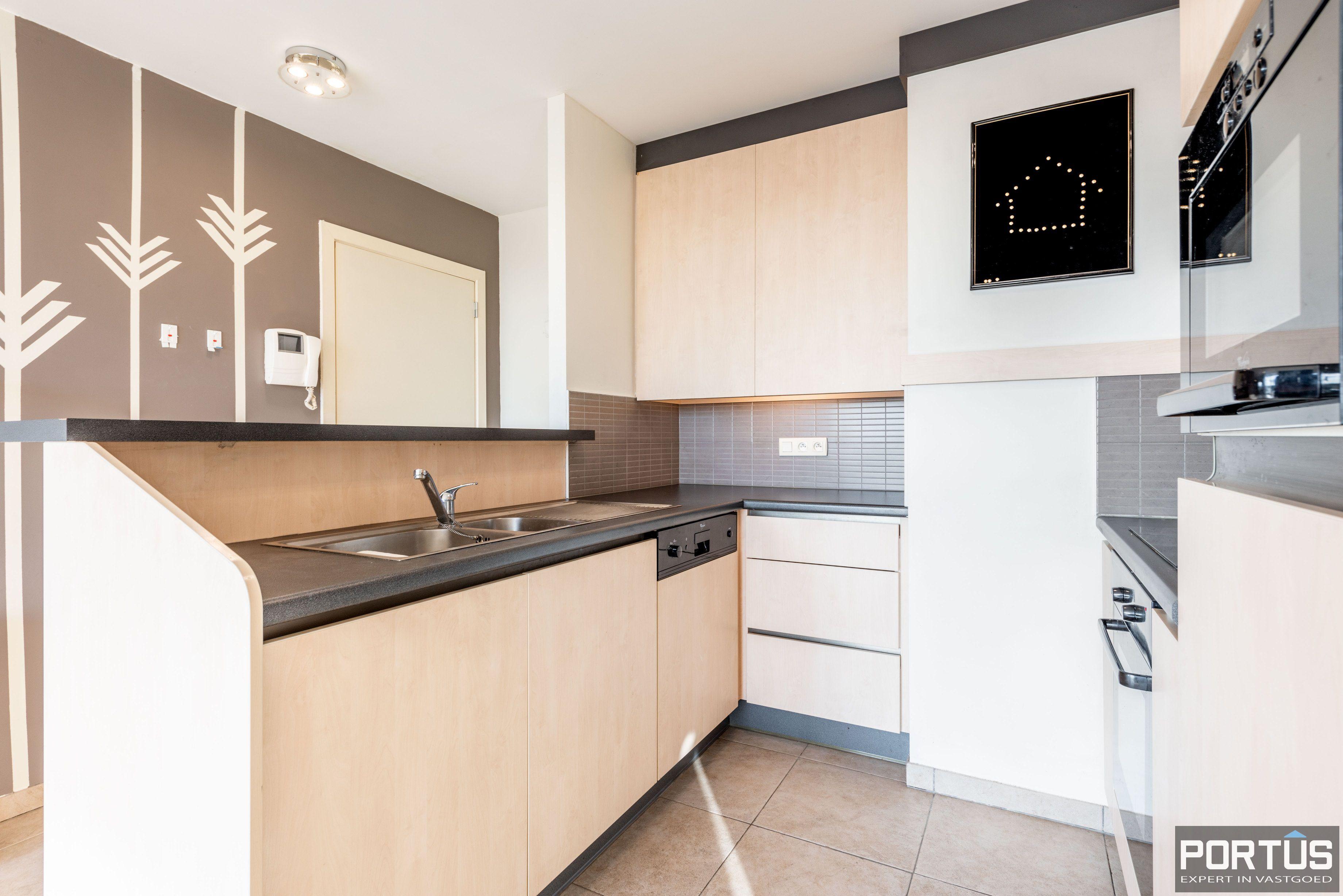 Instapklaar zongericht appartement te koop te Nieuwpoort - 9048