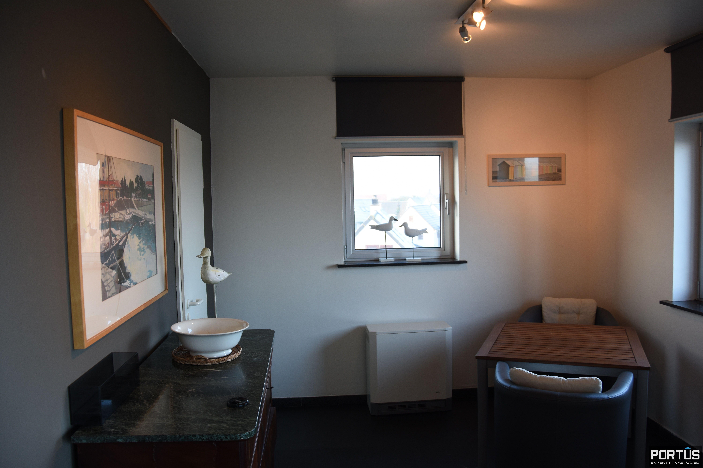 Gemeubeld appartement te huur te Nieuwpoort - 9077