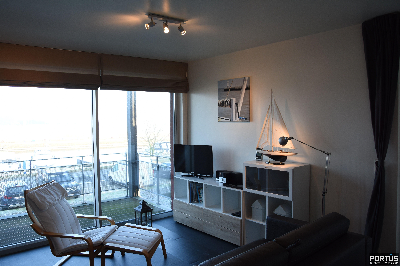 Gemeubeld appartement te huur te Nieuwpoort
