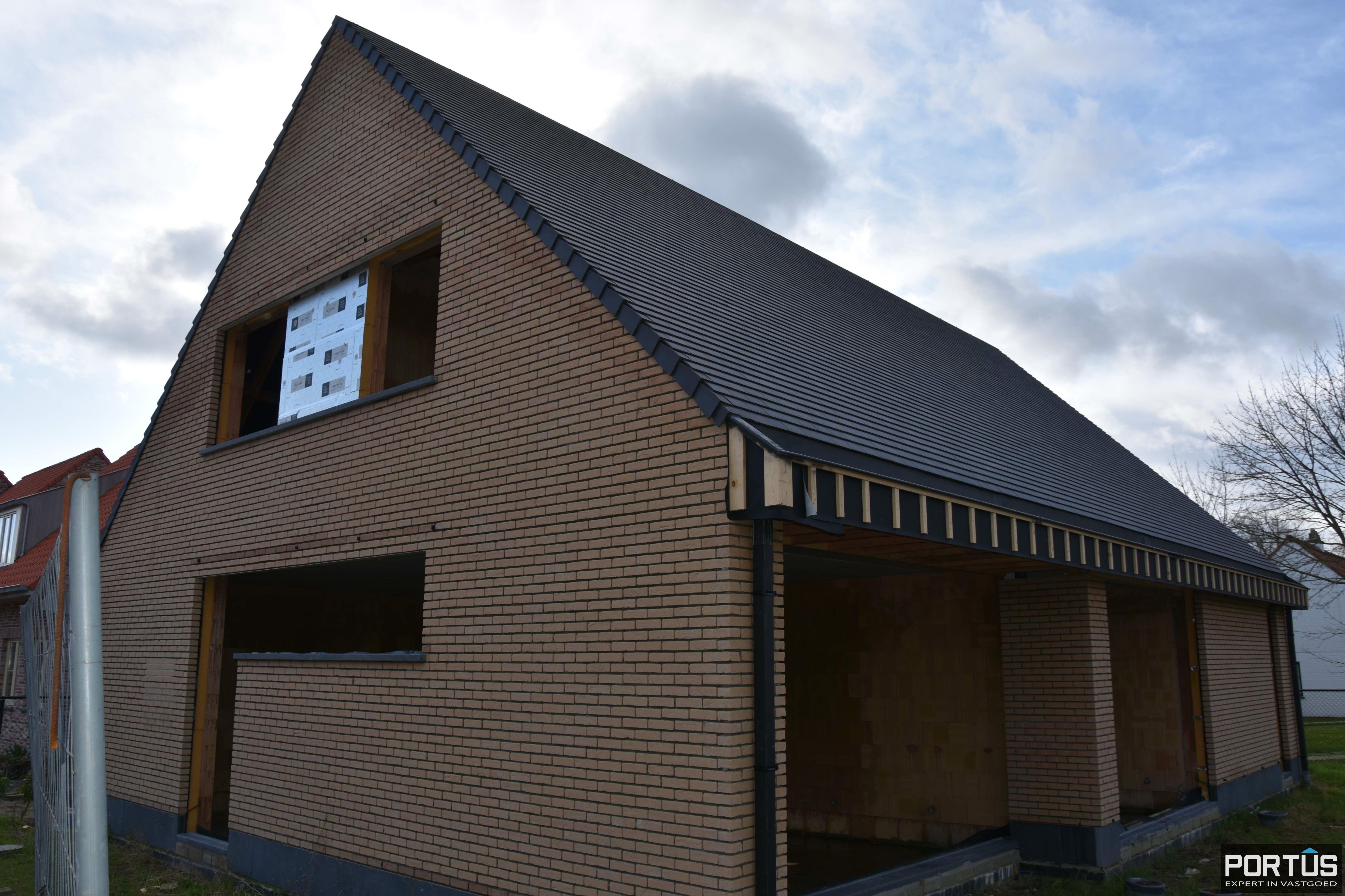 Nieuwbouwwoning te koop te Nieuwpoort  - 10776