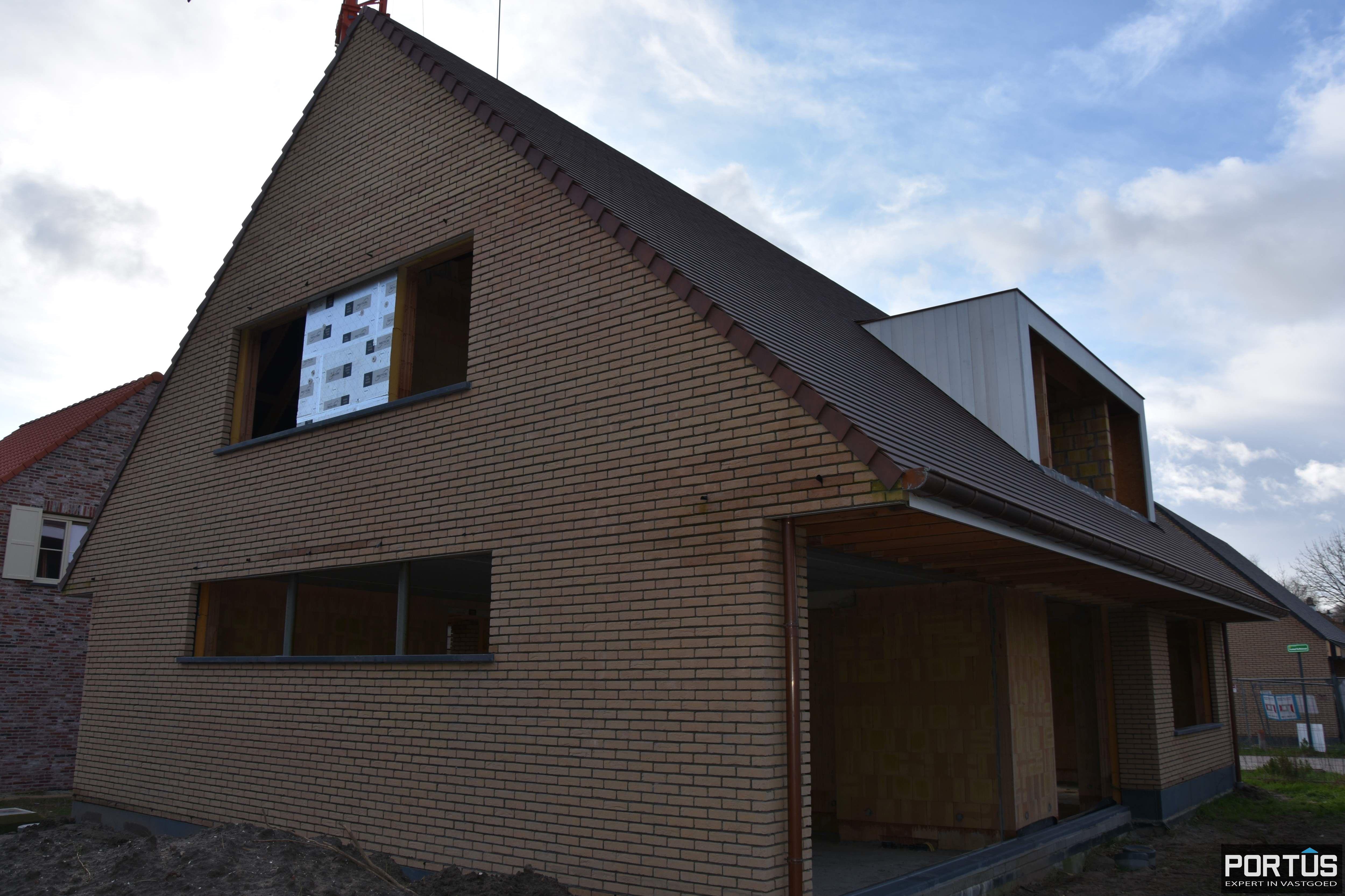 Nieuwbouwwoning te koop te Nieuwpoort  - 10777