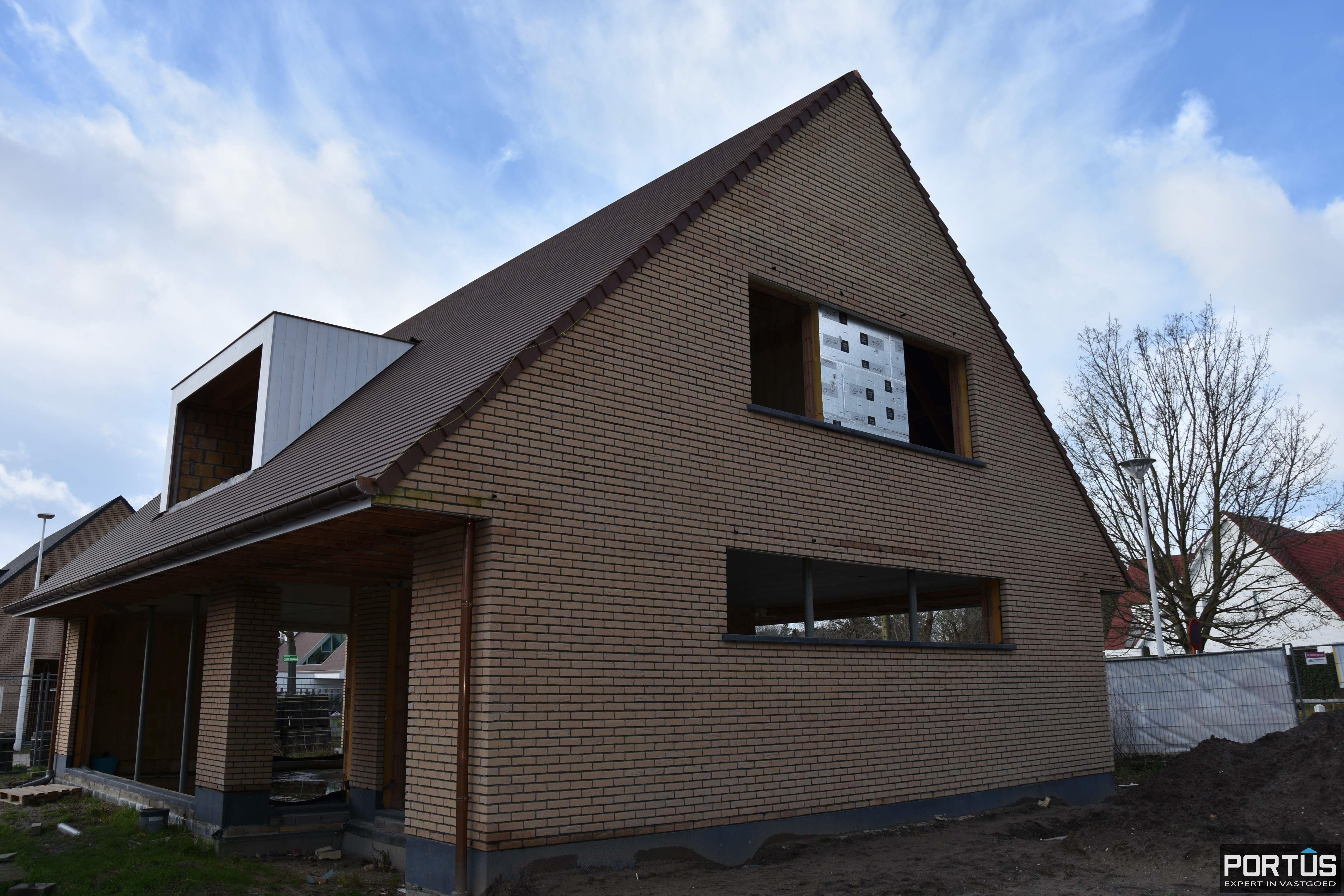 Nieuwbouwwoning te koop te Nieuwpoort  - 10778