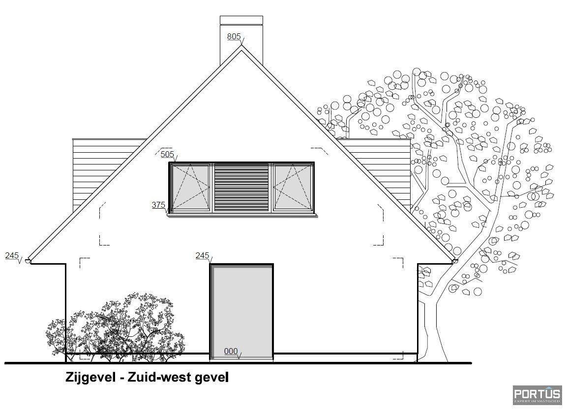 Nieuwbouwwoning te koop te Nieuwpoort  - 9082