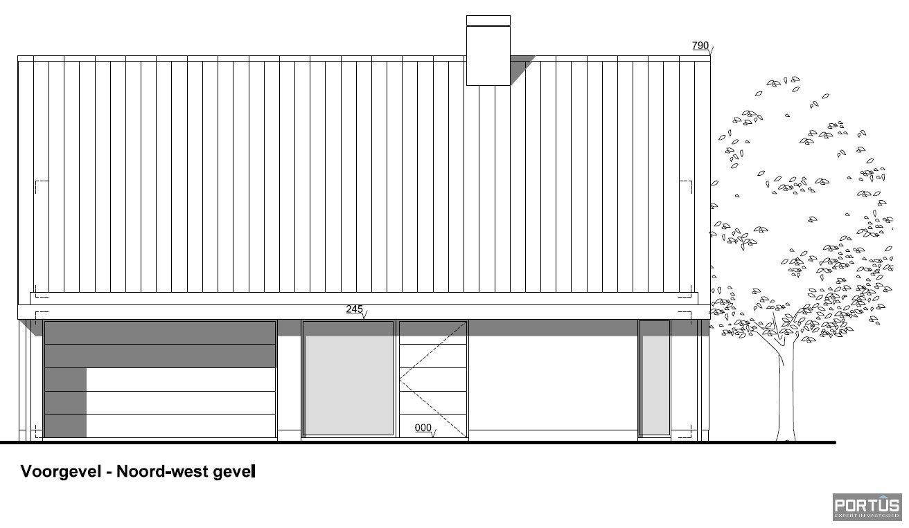 Nieuwbouwwoning te koop te Nieuwpoort  - 9089