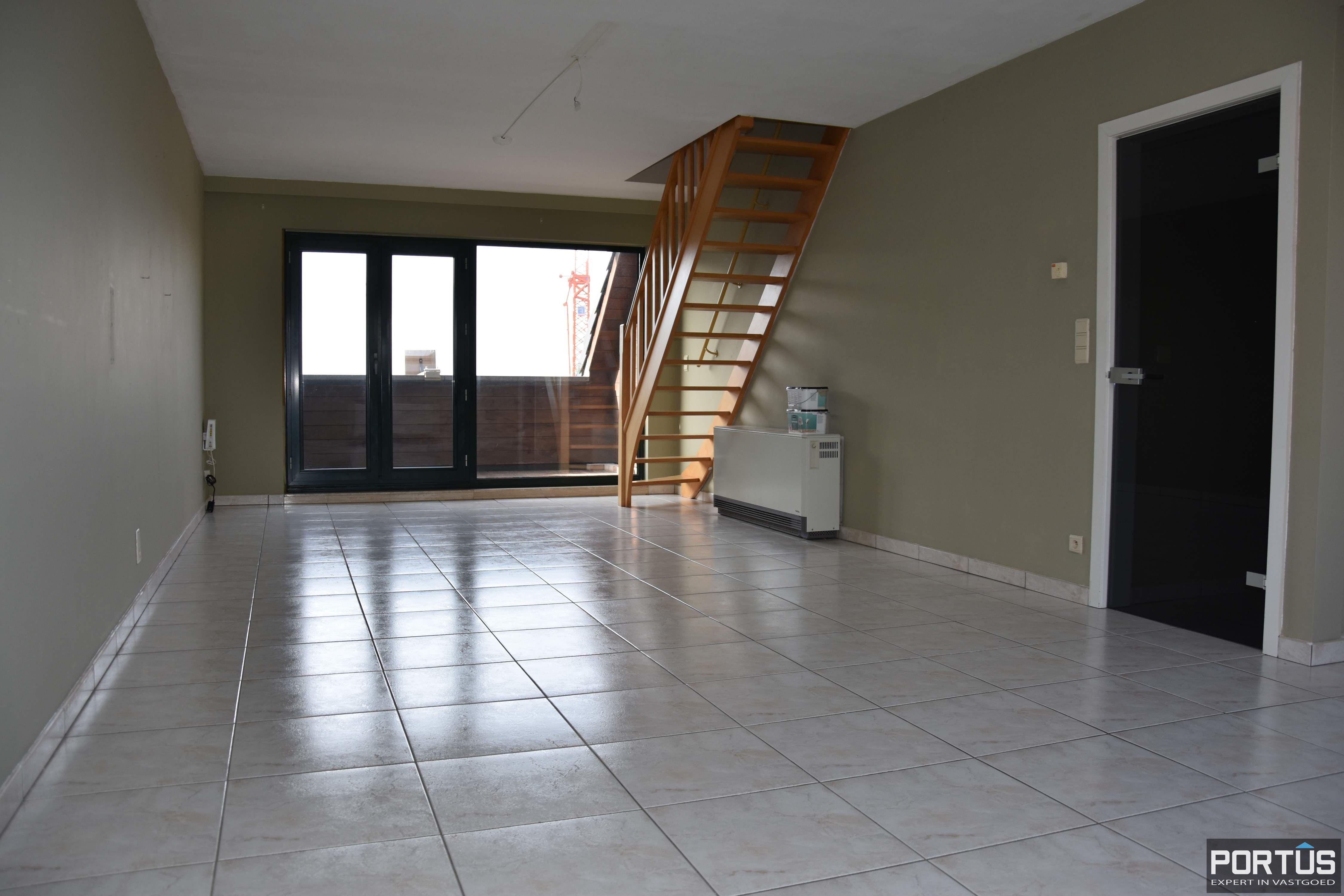 Ruime duplex met 2 slaapkamers en zongericht terras te huur - 9369