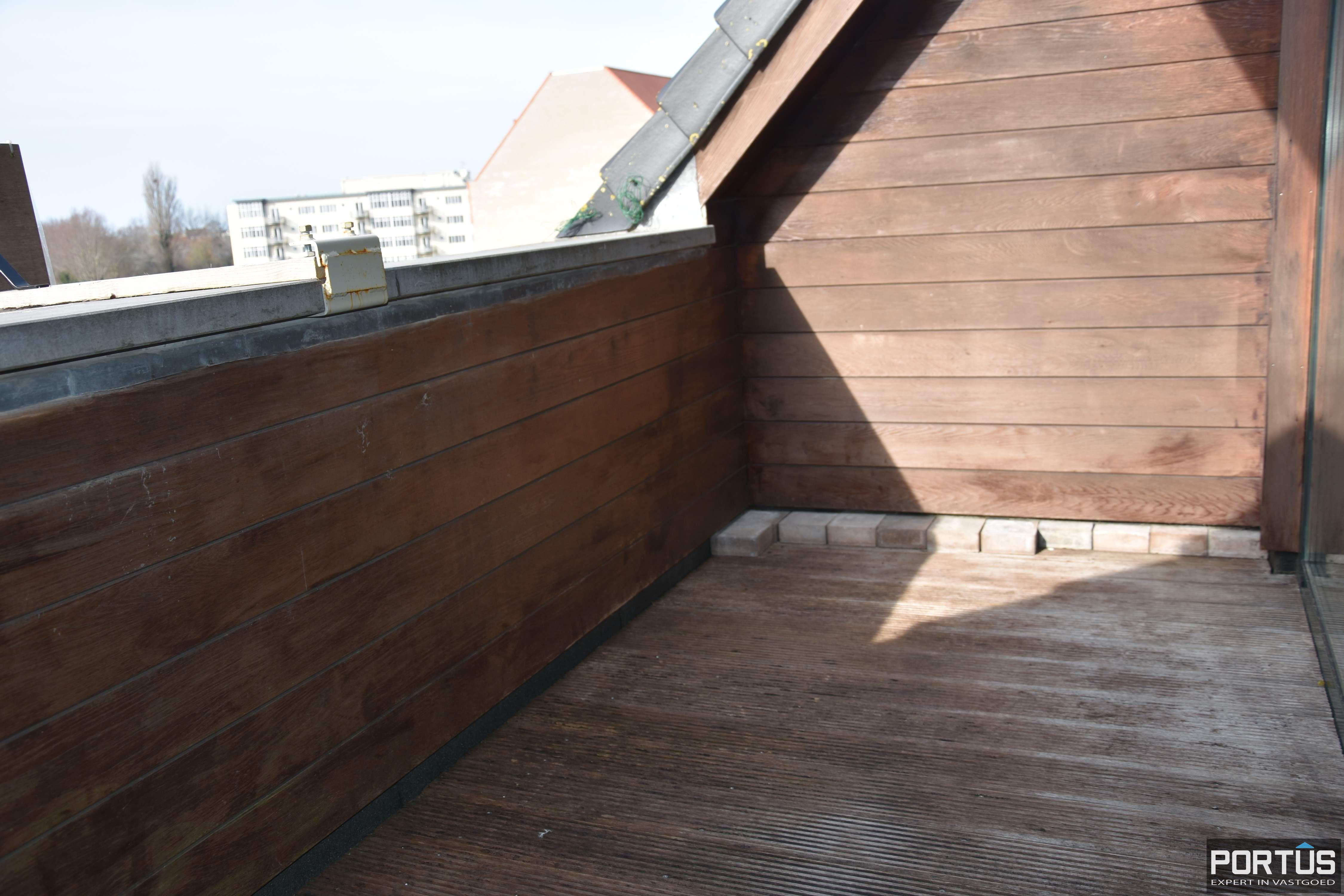 Ruime duplex met 2 slaapkamers en zongericht terras te huur - 9373