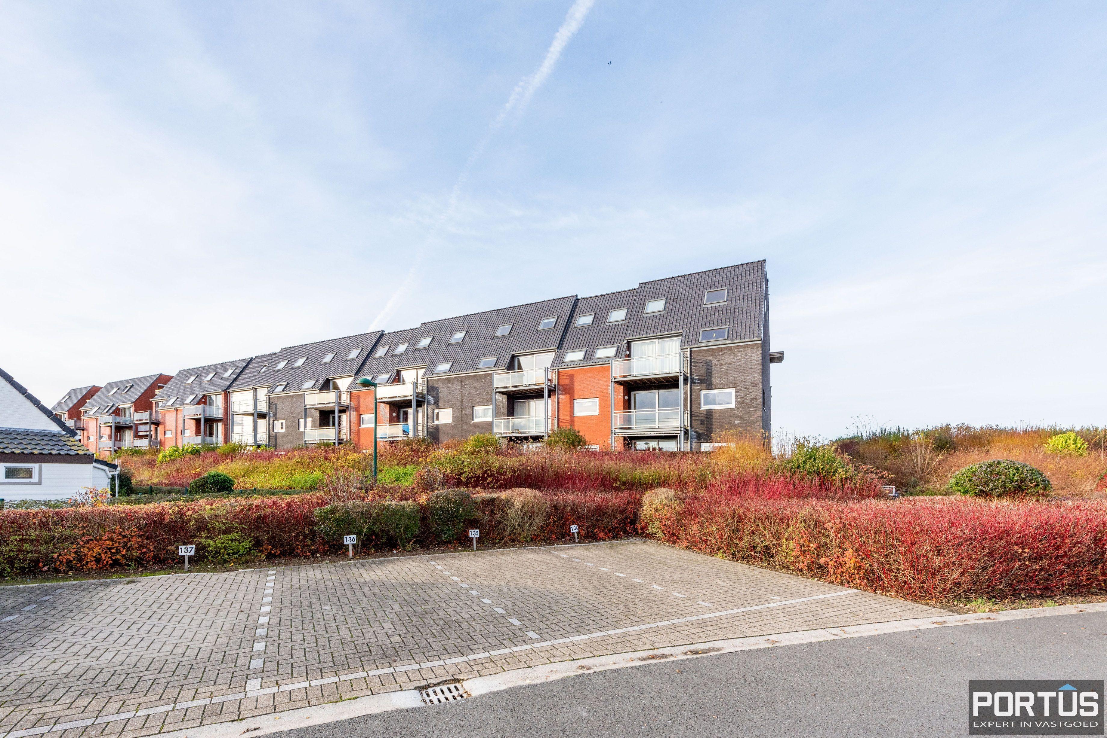 Instapklaar zongericht duplex-appartement te koop te Nieuwpoort - 9480