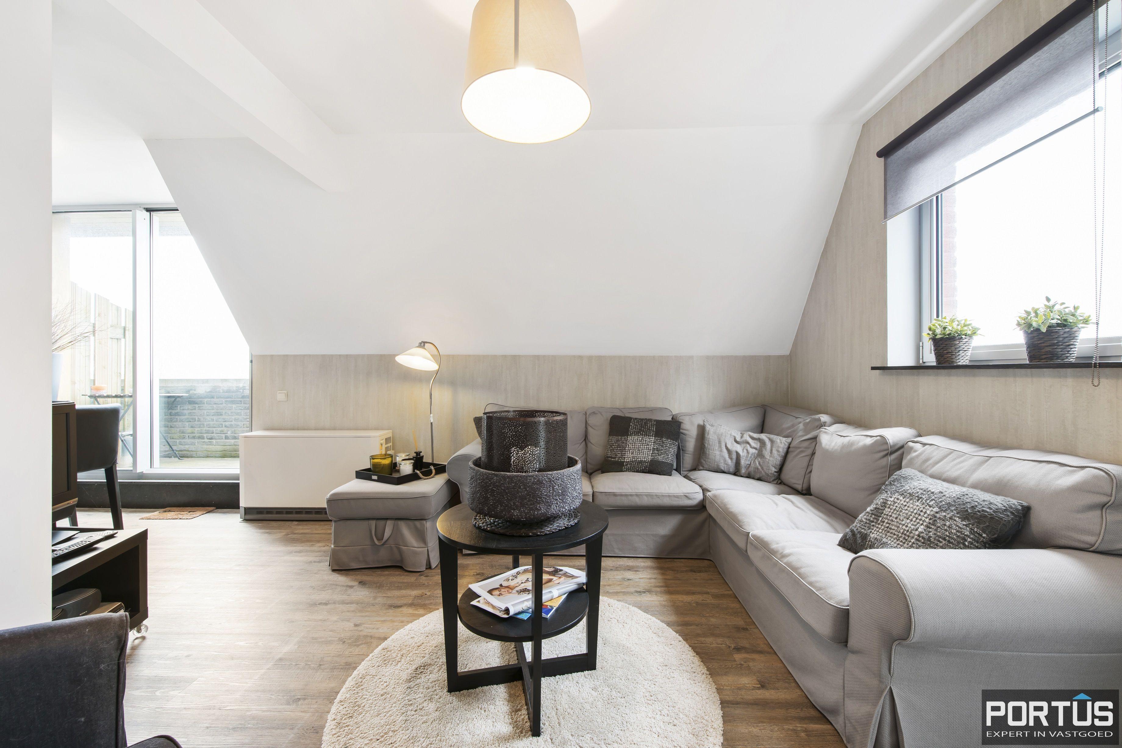 Instapklaar zongericht duplex-appartement te koop te Nieuwpoort - 9487