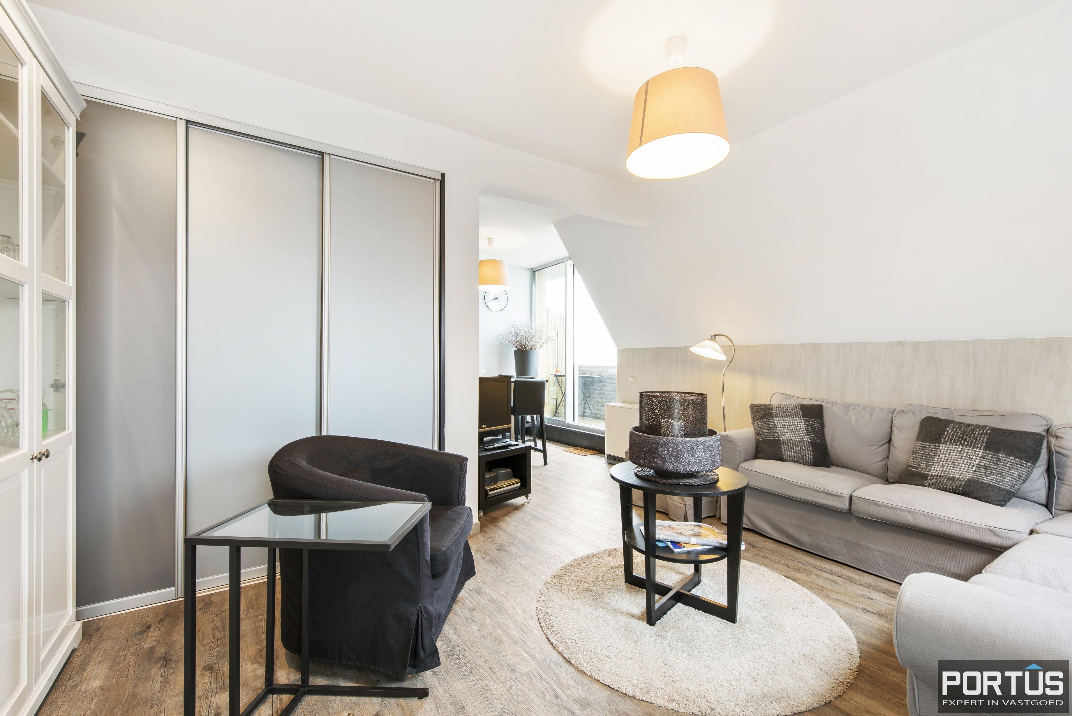 Instapklaar zongericht duplex-appartement te koop te Nieuwpoort - 9488