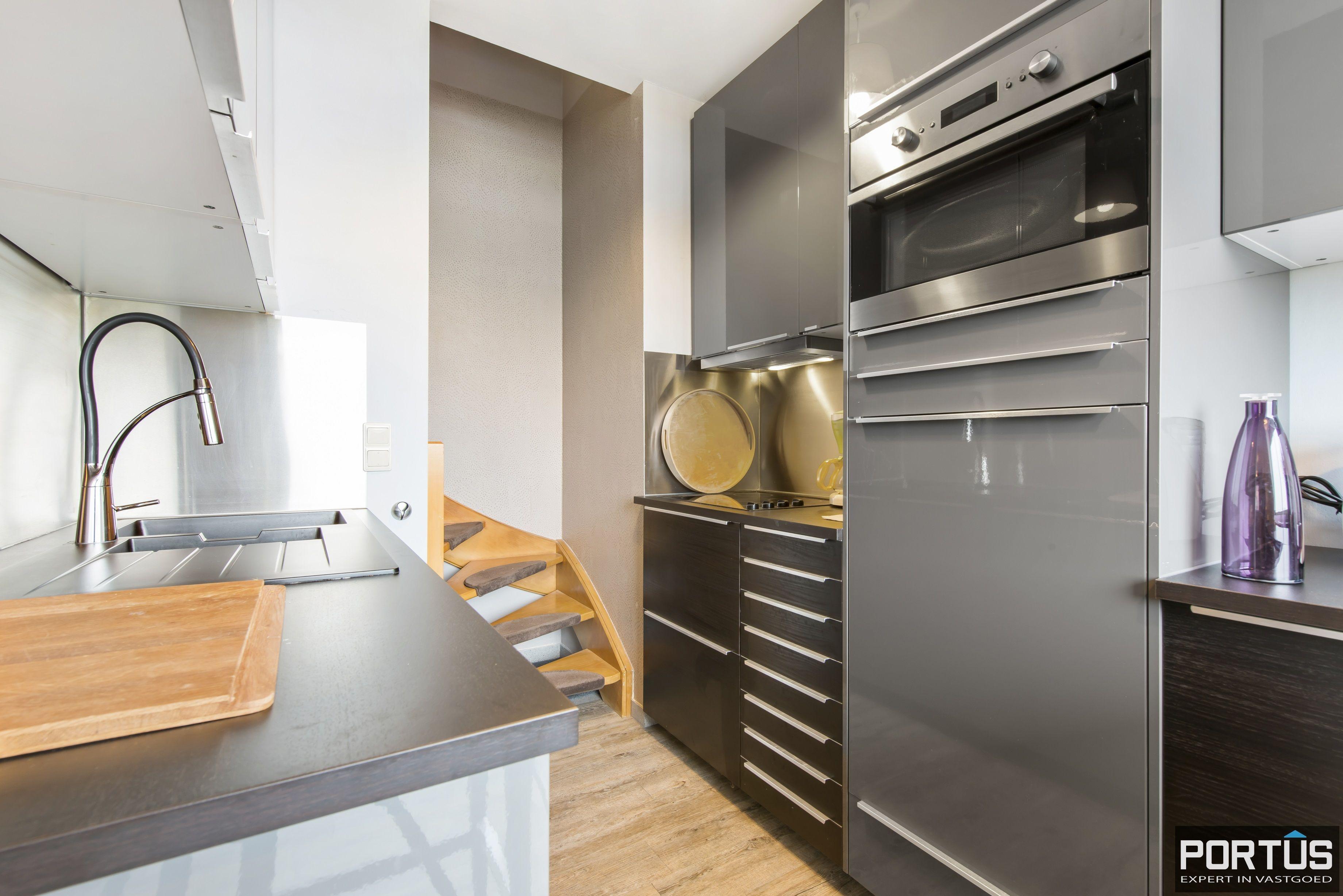 Instapklaar zongericht duplex-appartement te koop te Nieuwpoort - 9490