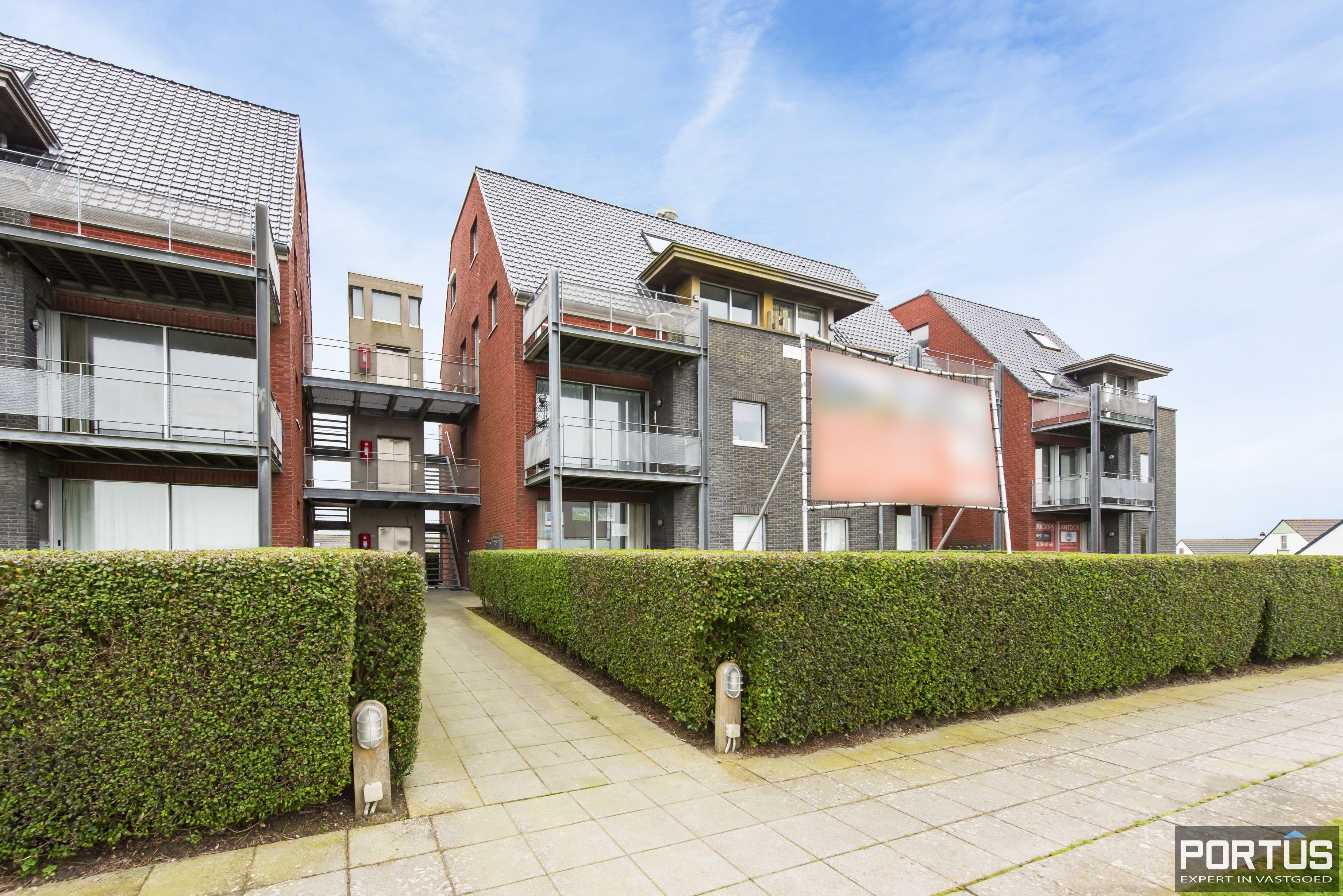 Instapklaar zongericht duplex-appartement te koop te Nieuwpoort - 9498