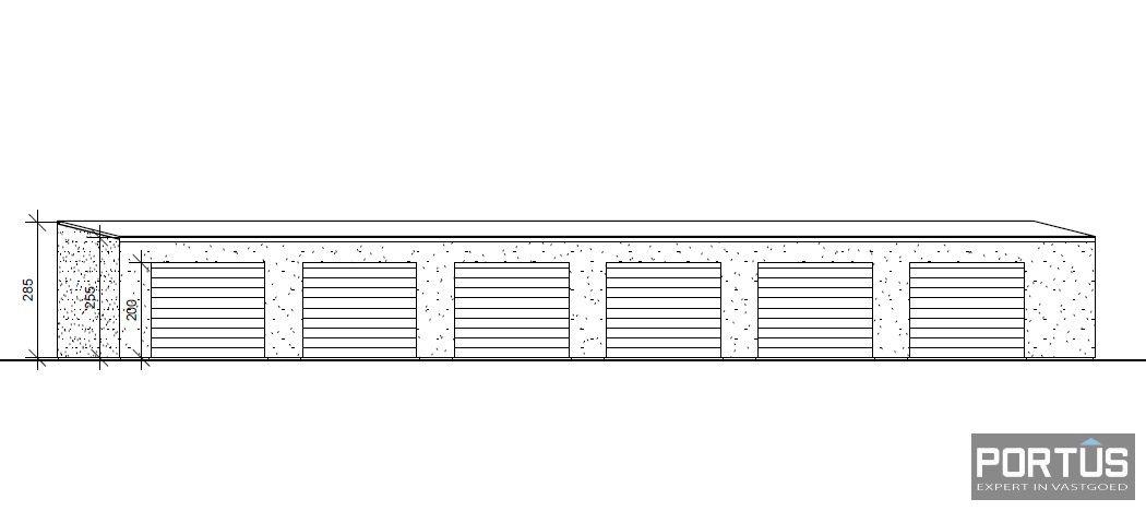 Garage te koop te Lombardsijde - 9663