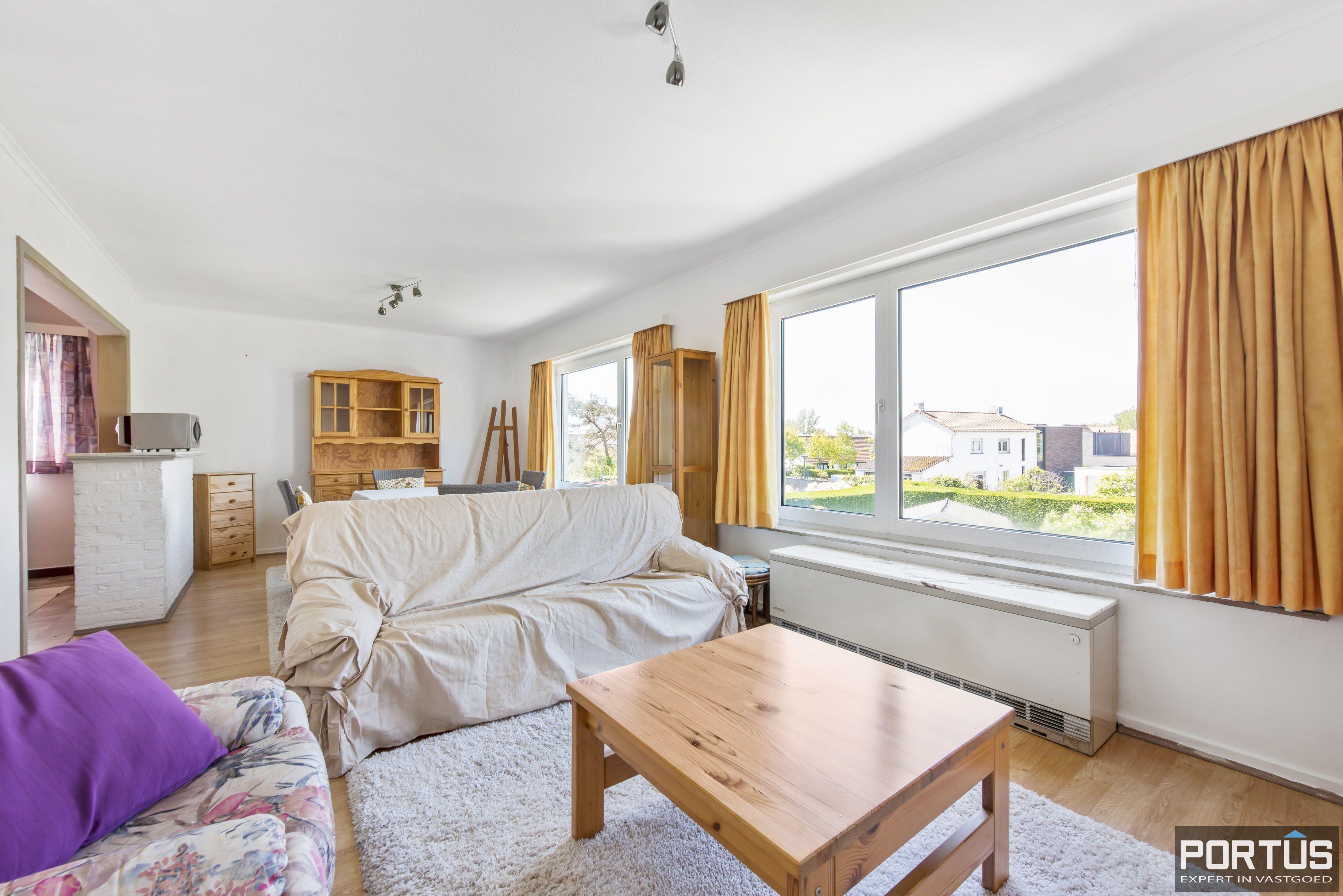 Appartement met 2 slaapkamers en parking te koop te Nieuwpoort - 9729