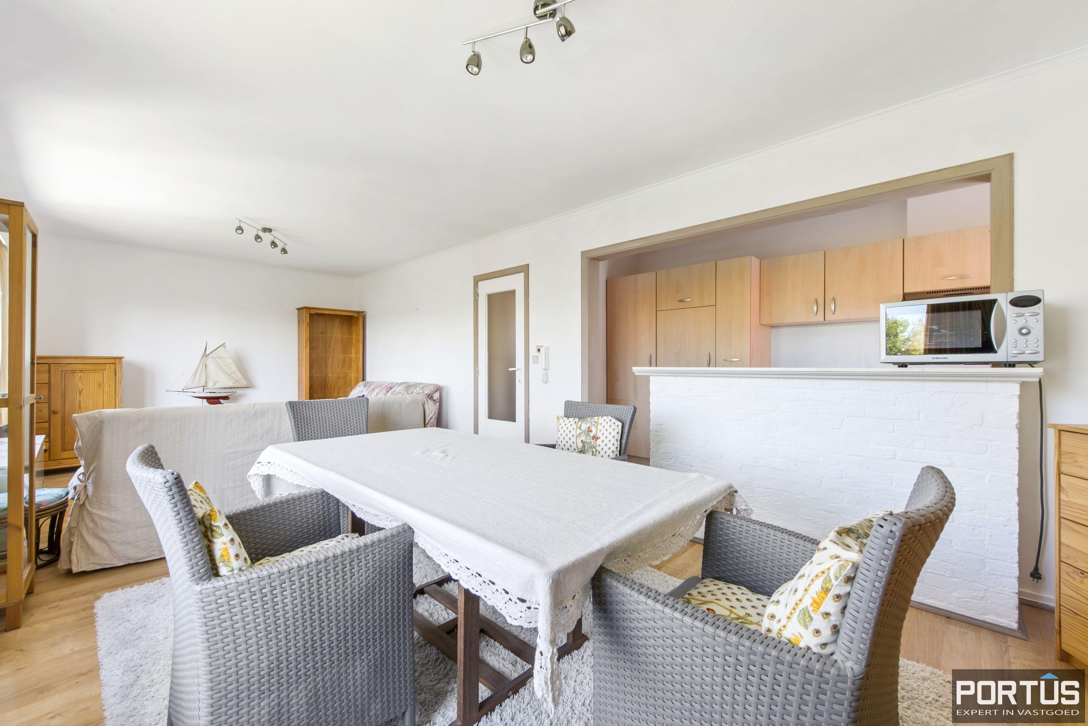 Appartement met 2 slaapkamers en parking te koop te Nieuwpoort - 9730