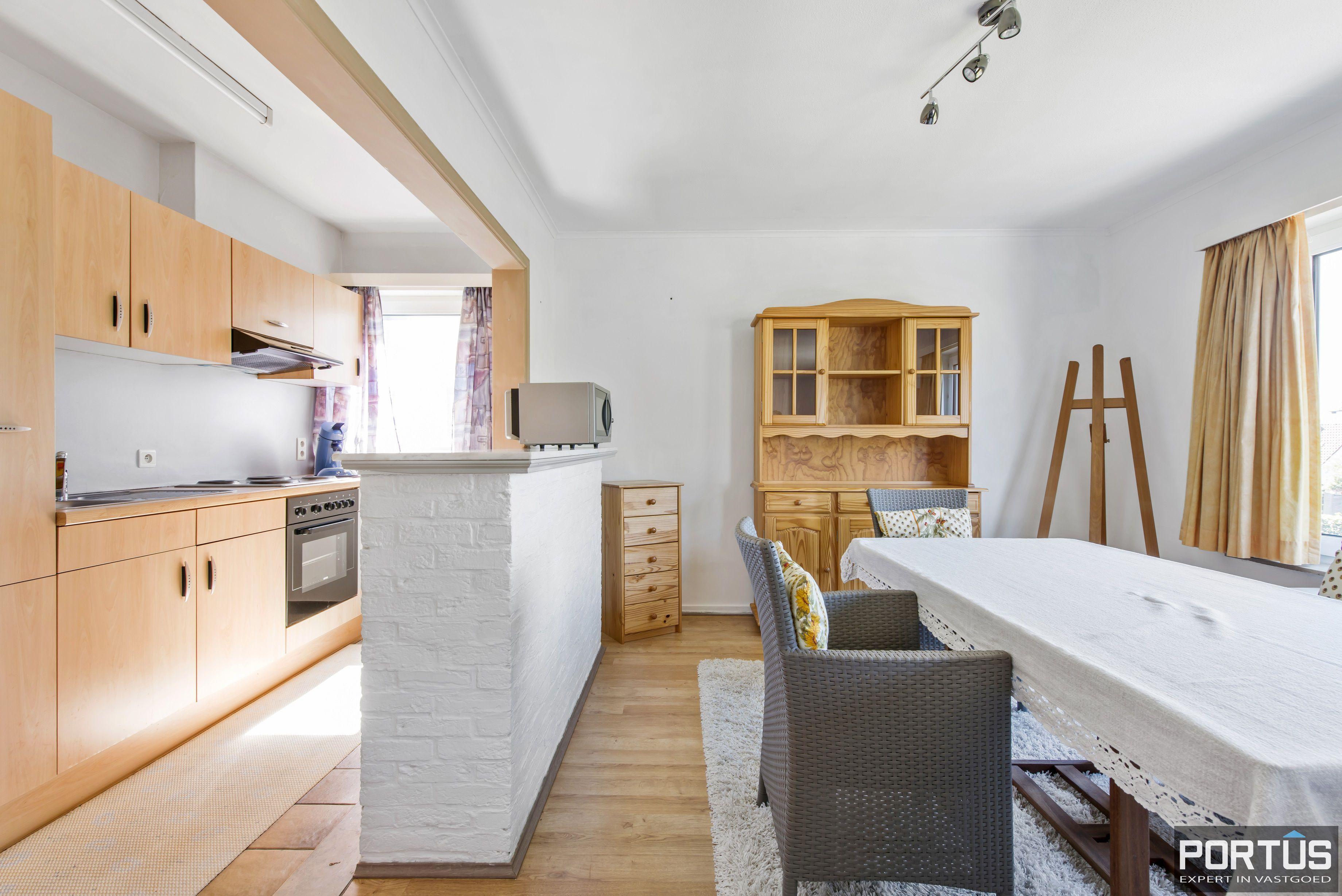 Appartement met 2 slaapkamers en parking te koop te Nieuwpoort - 9738