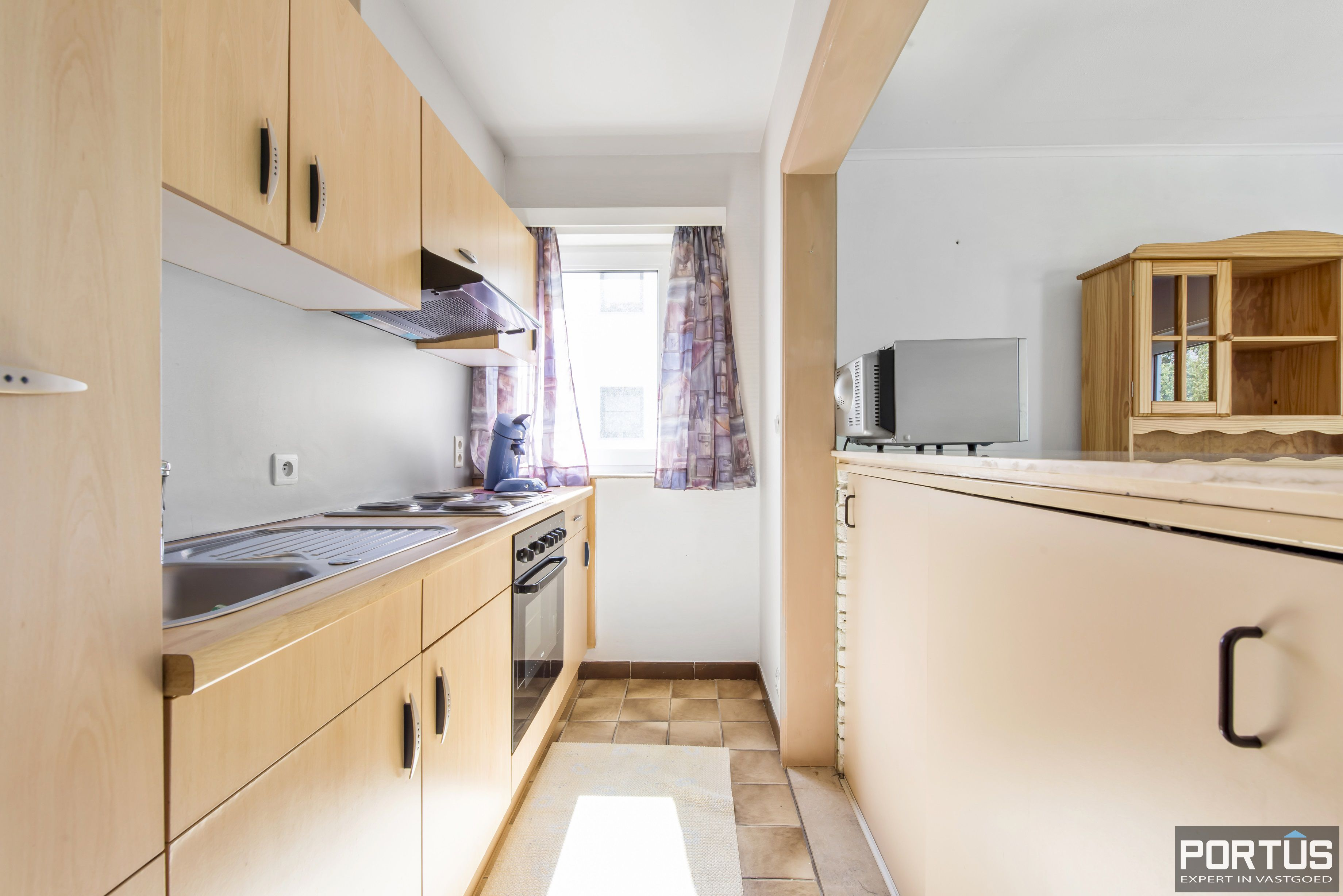 Appartement met 2 slaapkamers en parking te koop te Nieuwpoort - 9740