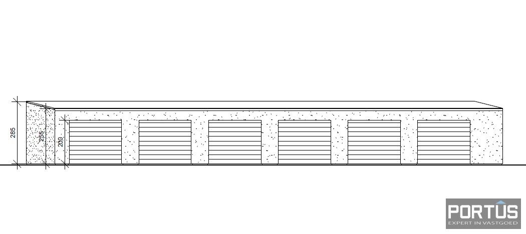 Garage te koop te Lombardsijde - 9696