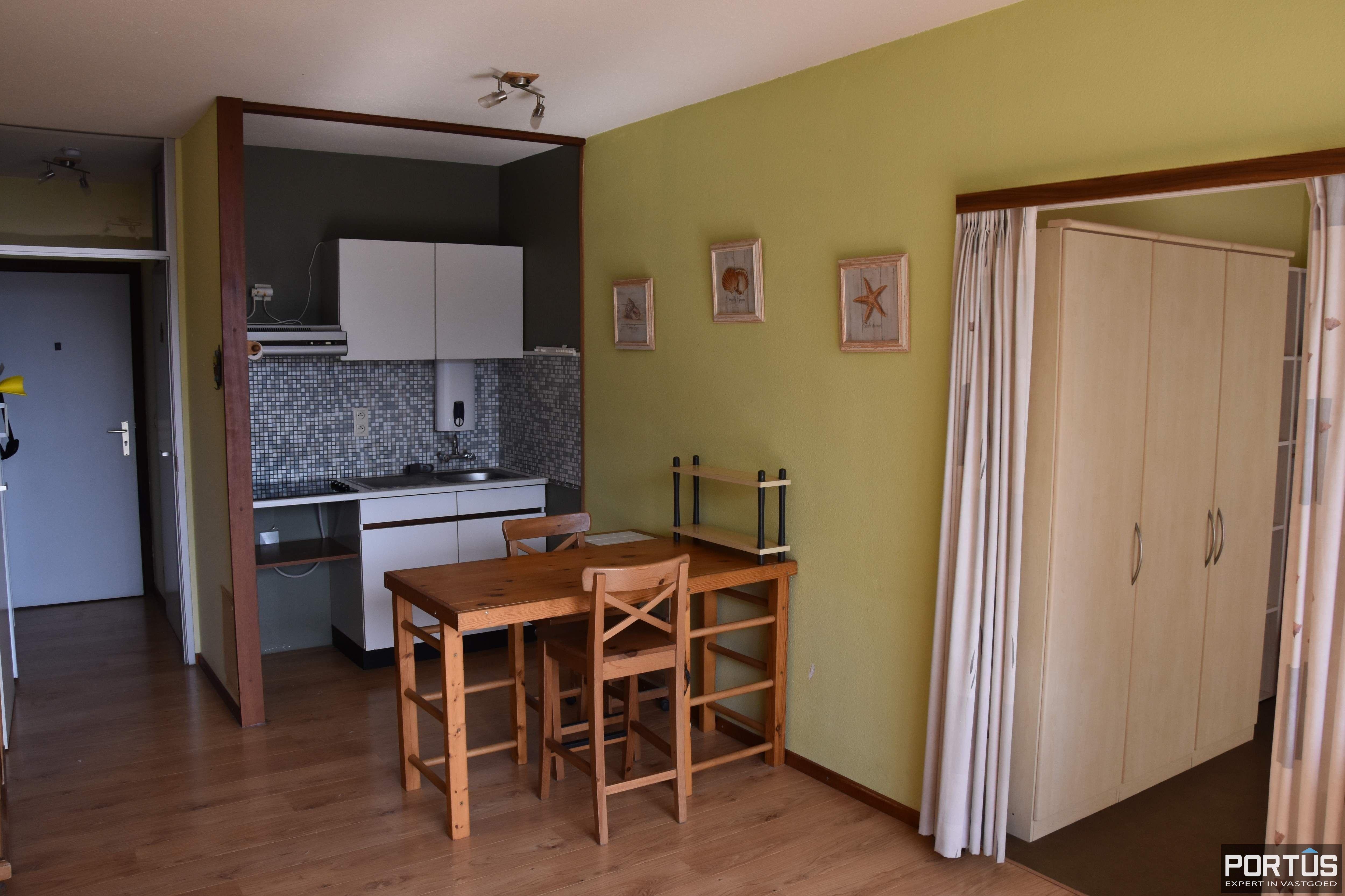 Appartement met staanplaats en berging te huur Nieuwpoort - 9711