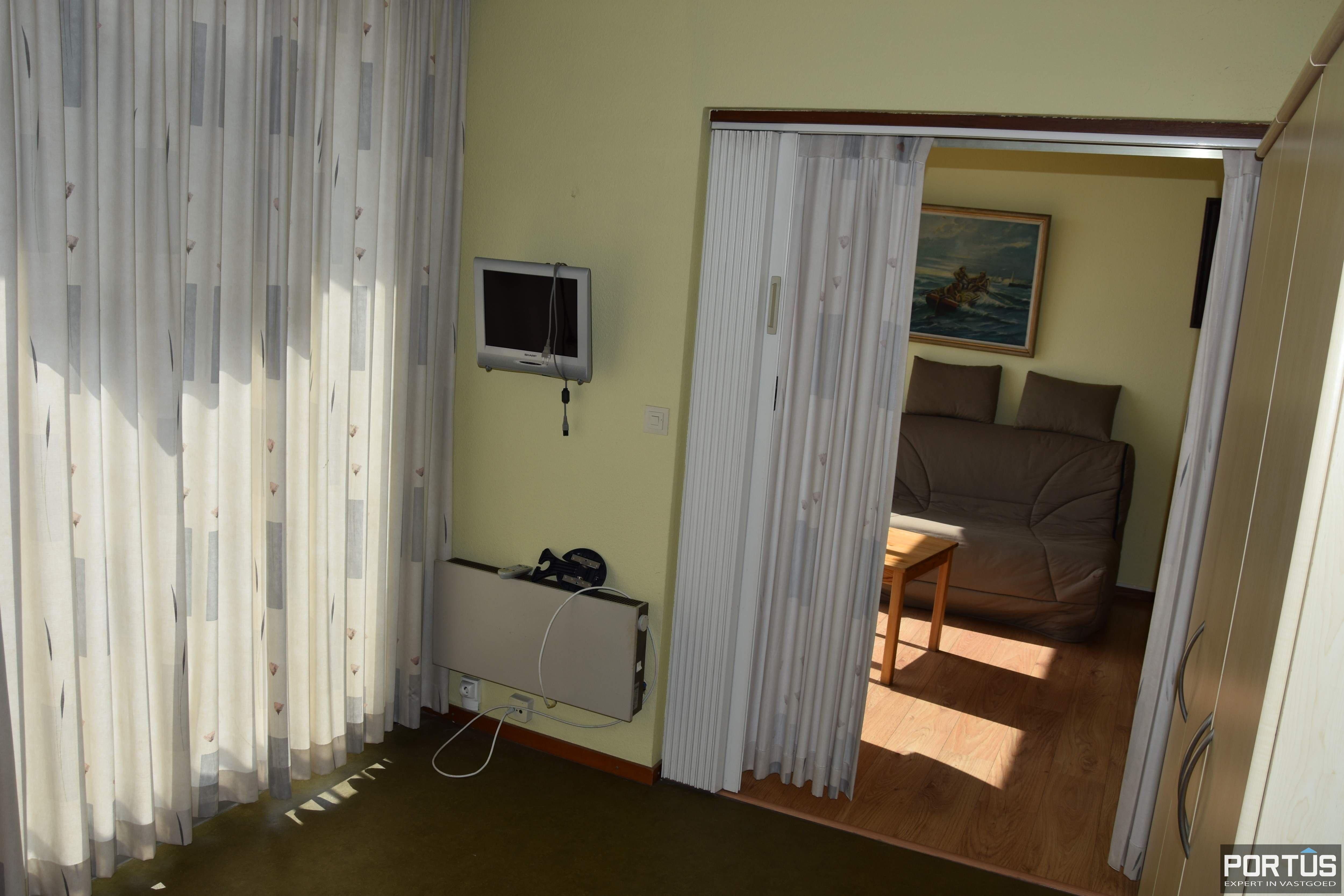 Appartement met staanplaats en berging te huur Nieuwpoort - 9712