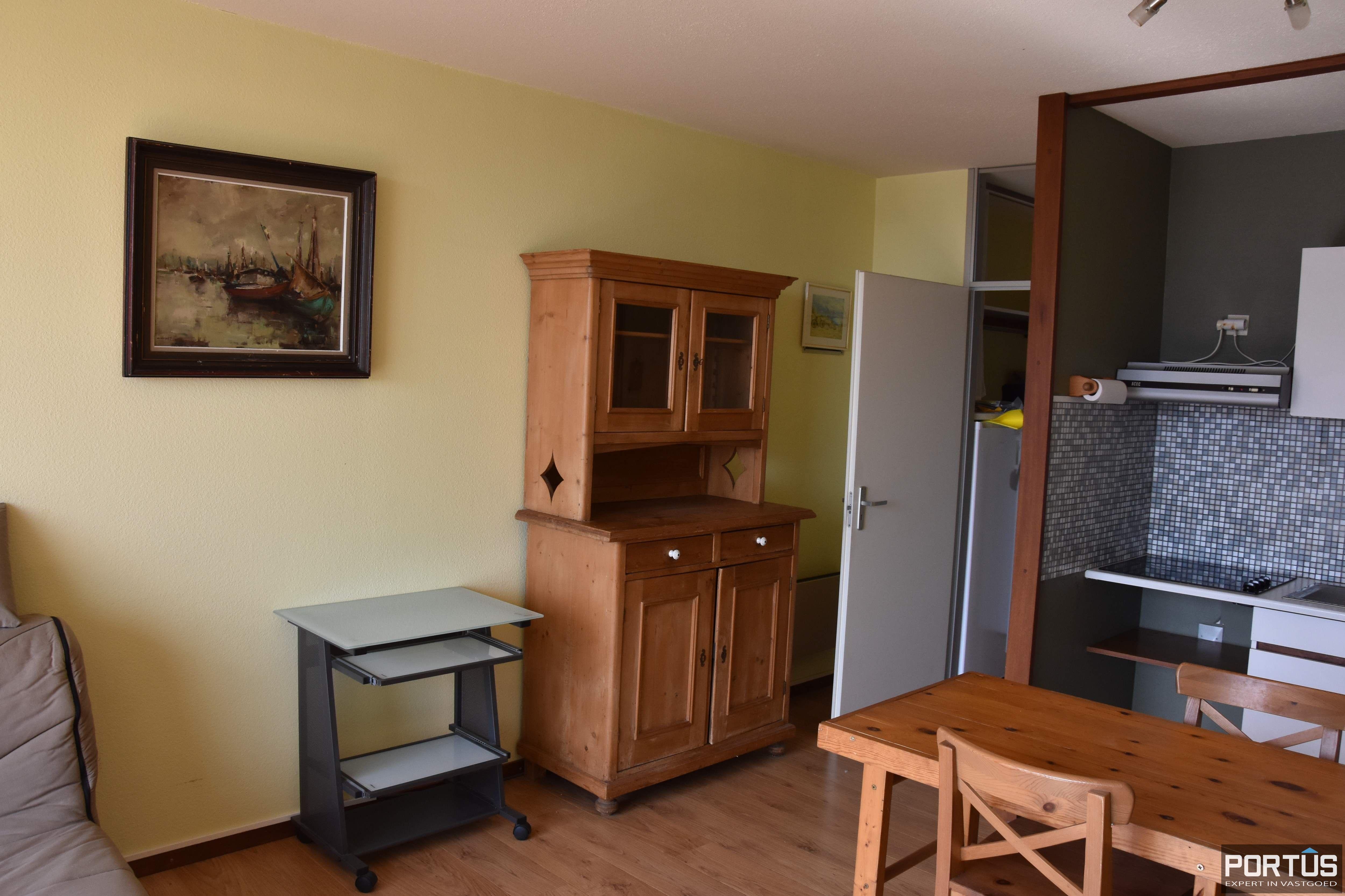 Appartement met staanplaats en berging te huur Nieuwpoort - 9714