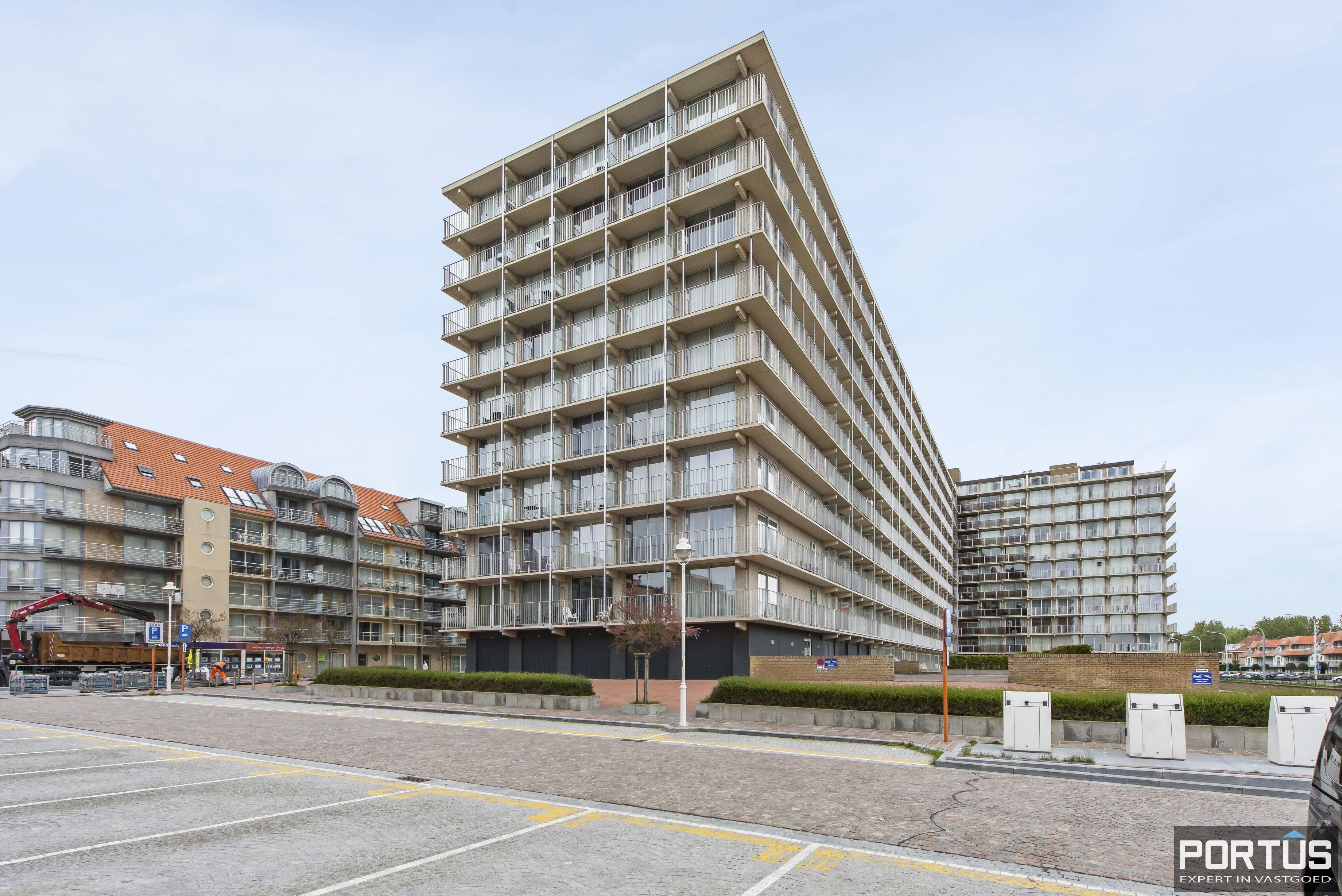 Appartement met staanplaats en berging te huur Nieuwpoort - 9715