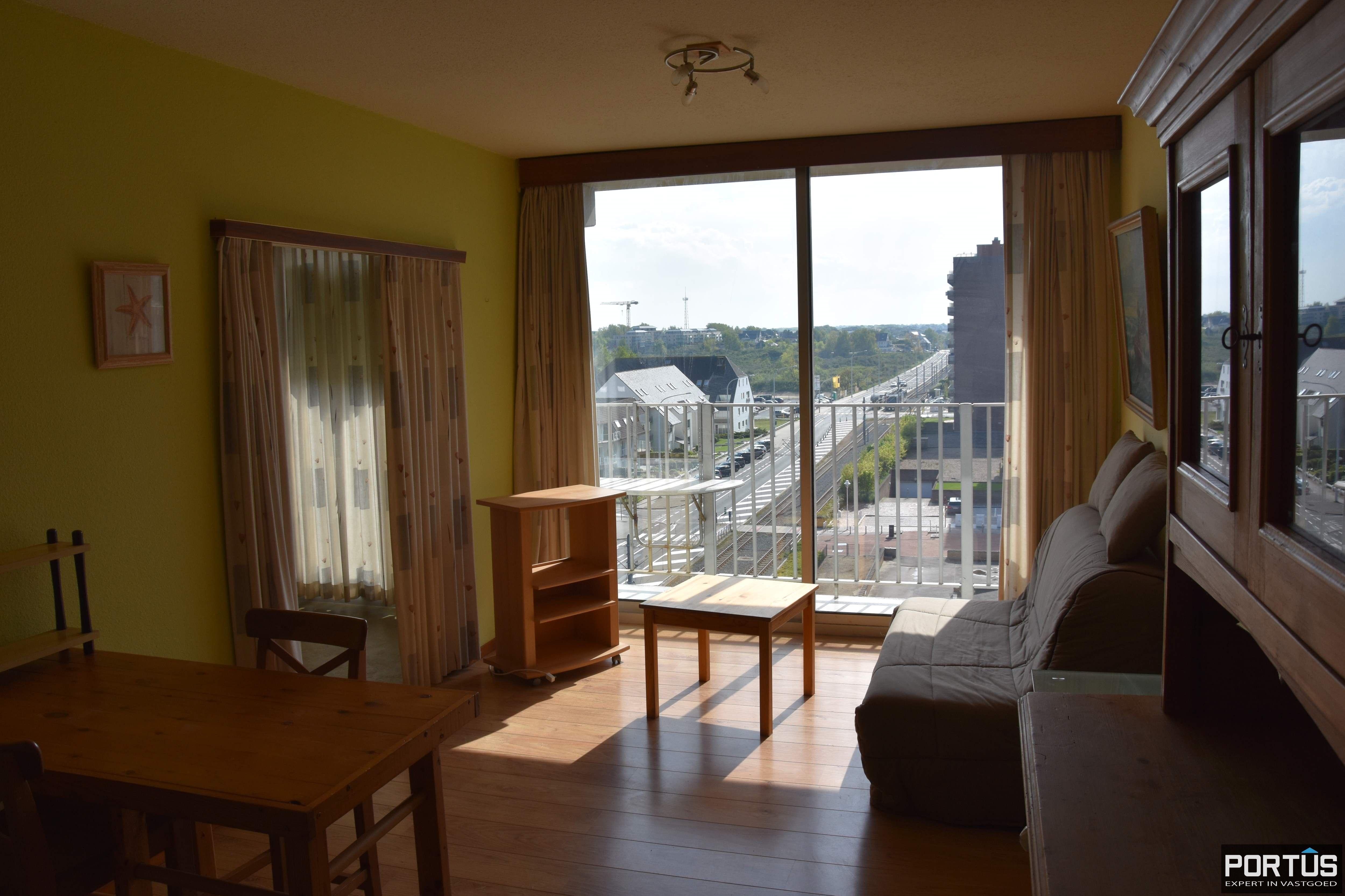 Appartement met staanplaats en berging te huur Nieuwpoort - 9717
