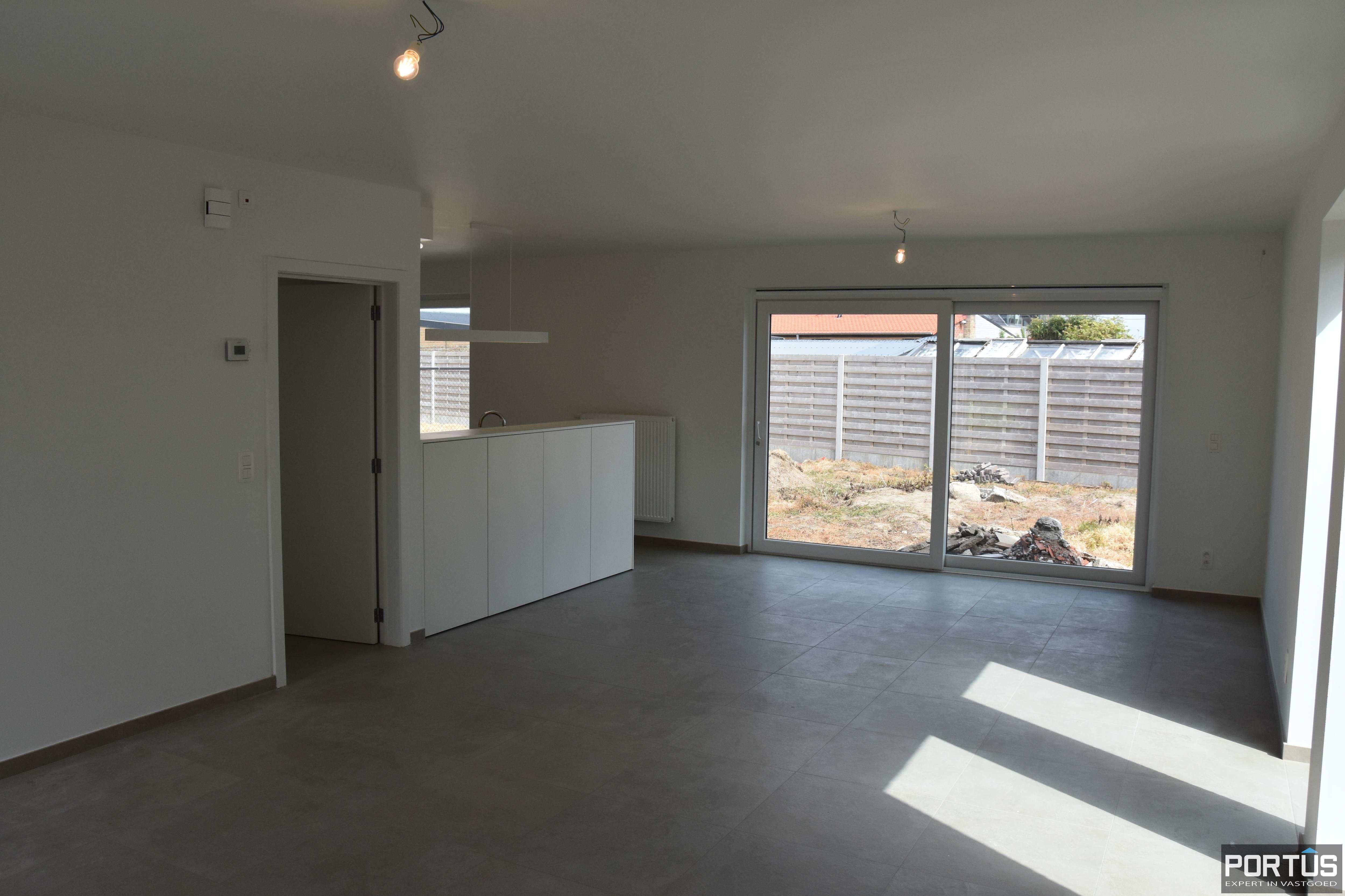 Nieuwbouwvilla te huur te Westende - 9753