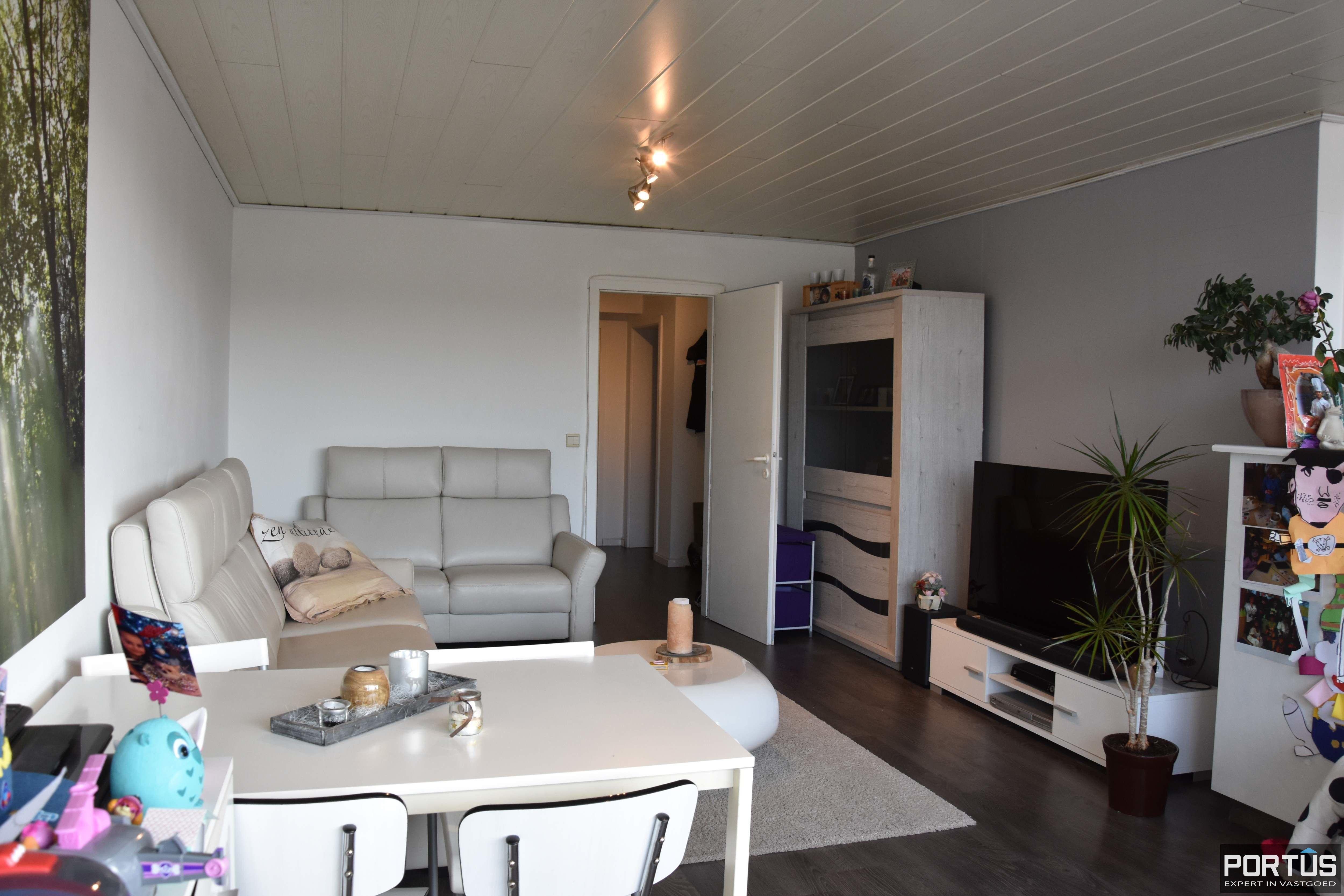 Appartement met 2 slaapkamers te huur te Nieuwpoort - 9757