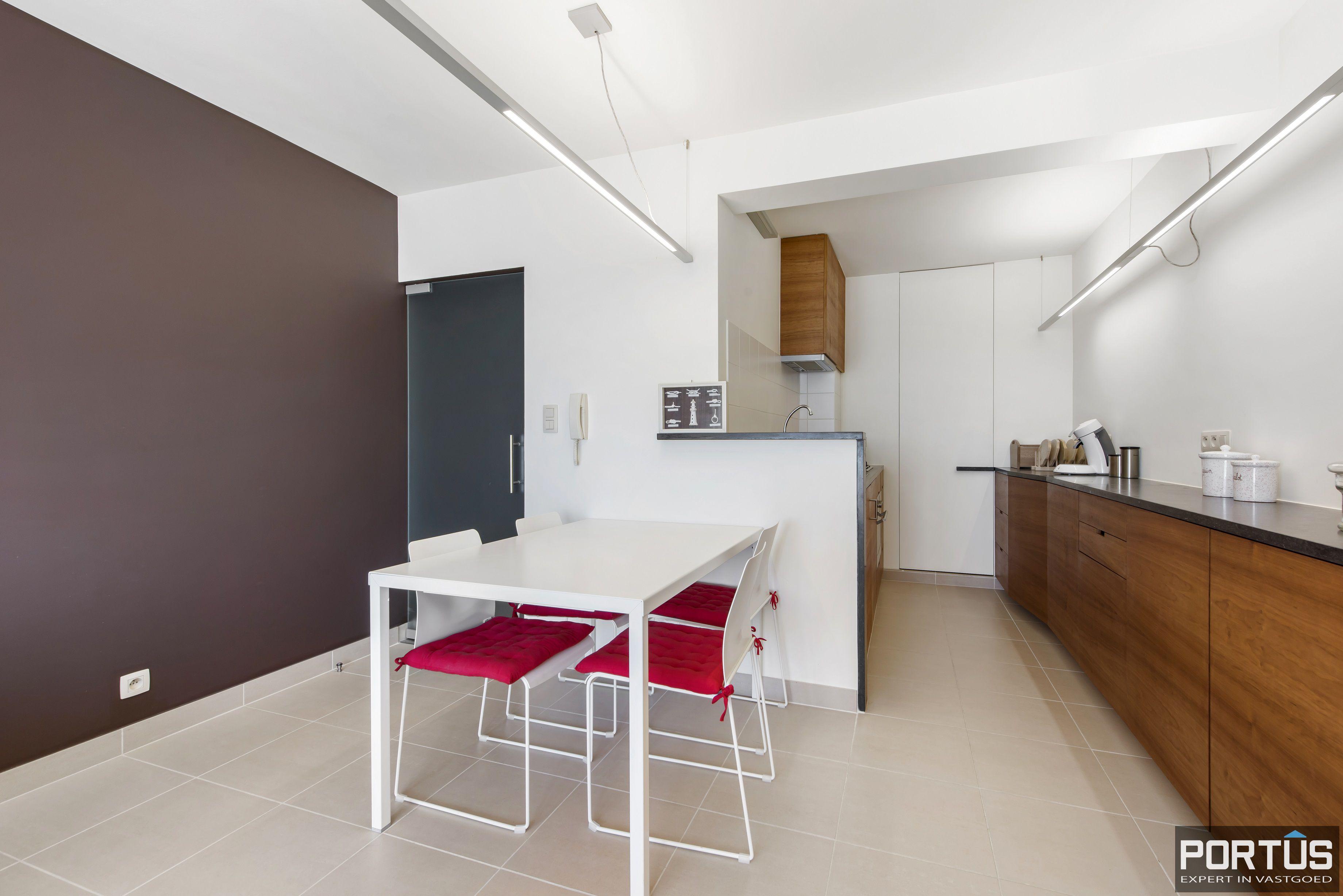 Appartement met 2 slaapkamers en frontaal zeezicht te koop Nieuwpoort - 9774