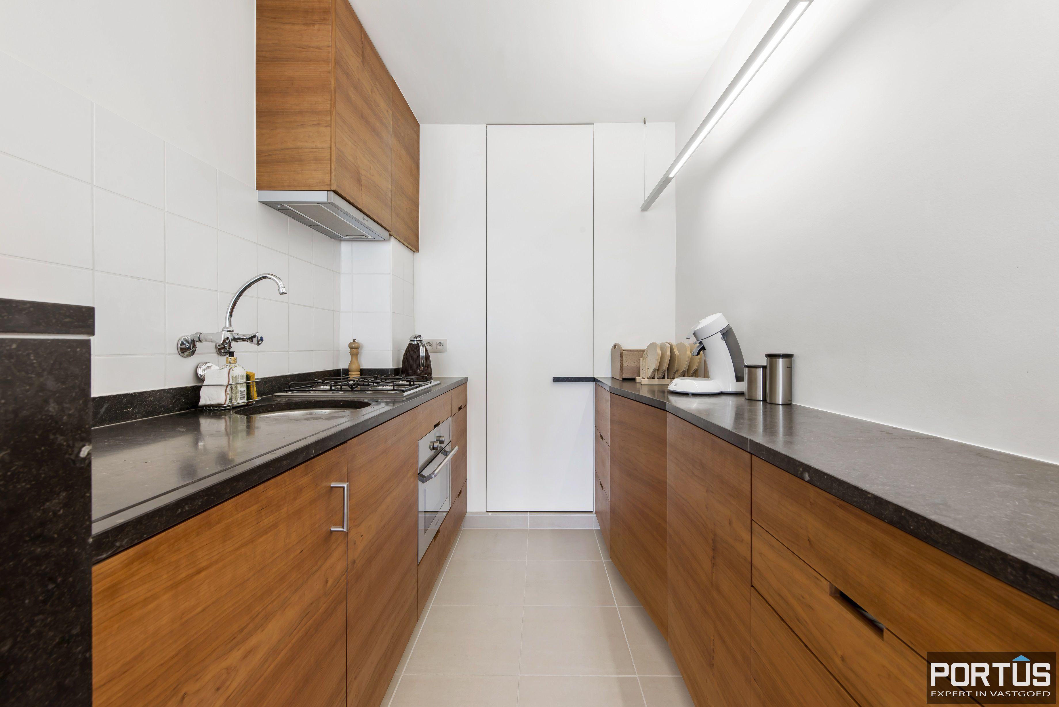 Appartement met 2 slaapkamers en frontaal zeezicht te koop Nieuwpoort - 9775