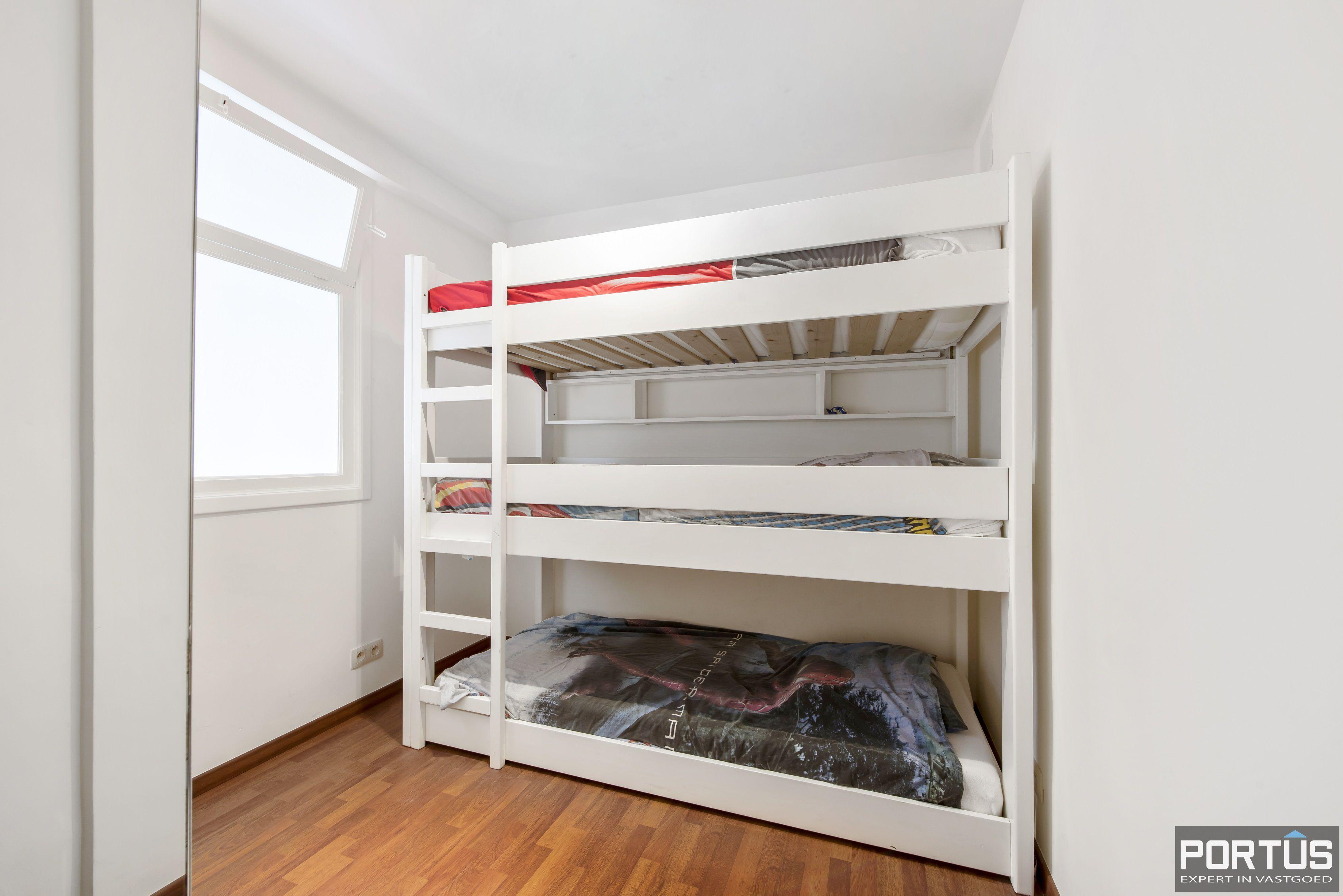 Appartement met 2 slaapkamers en frontaal zeezicht te koop Nieuwpoort - 9779