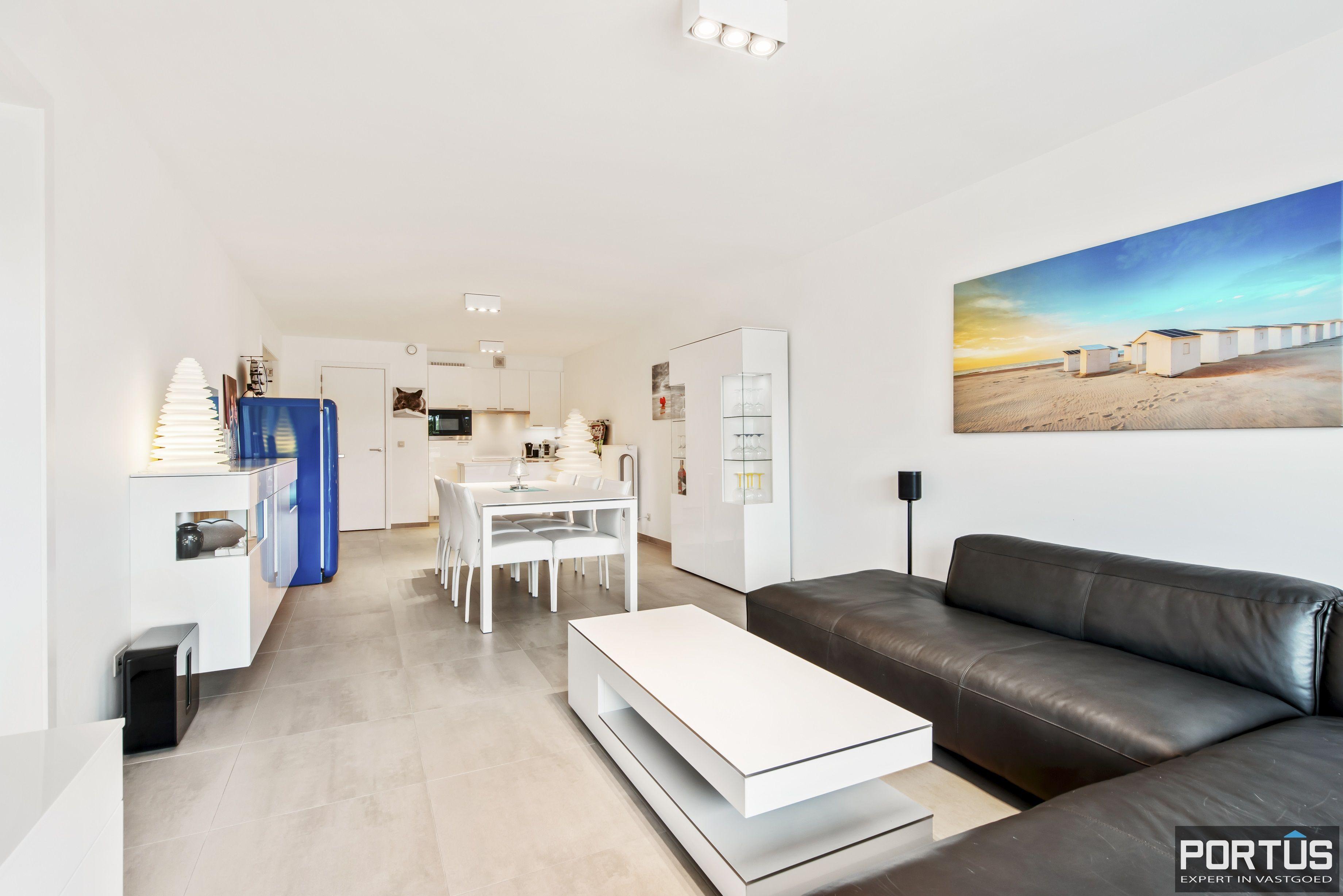Instapklaar recent appartement te koop te Nieuwpoort - 9819