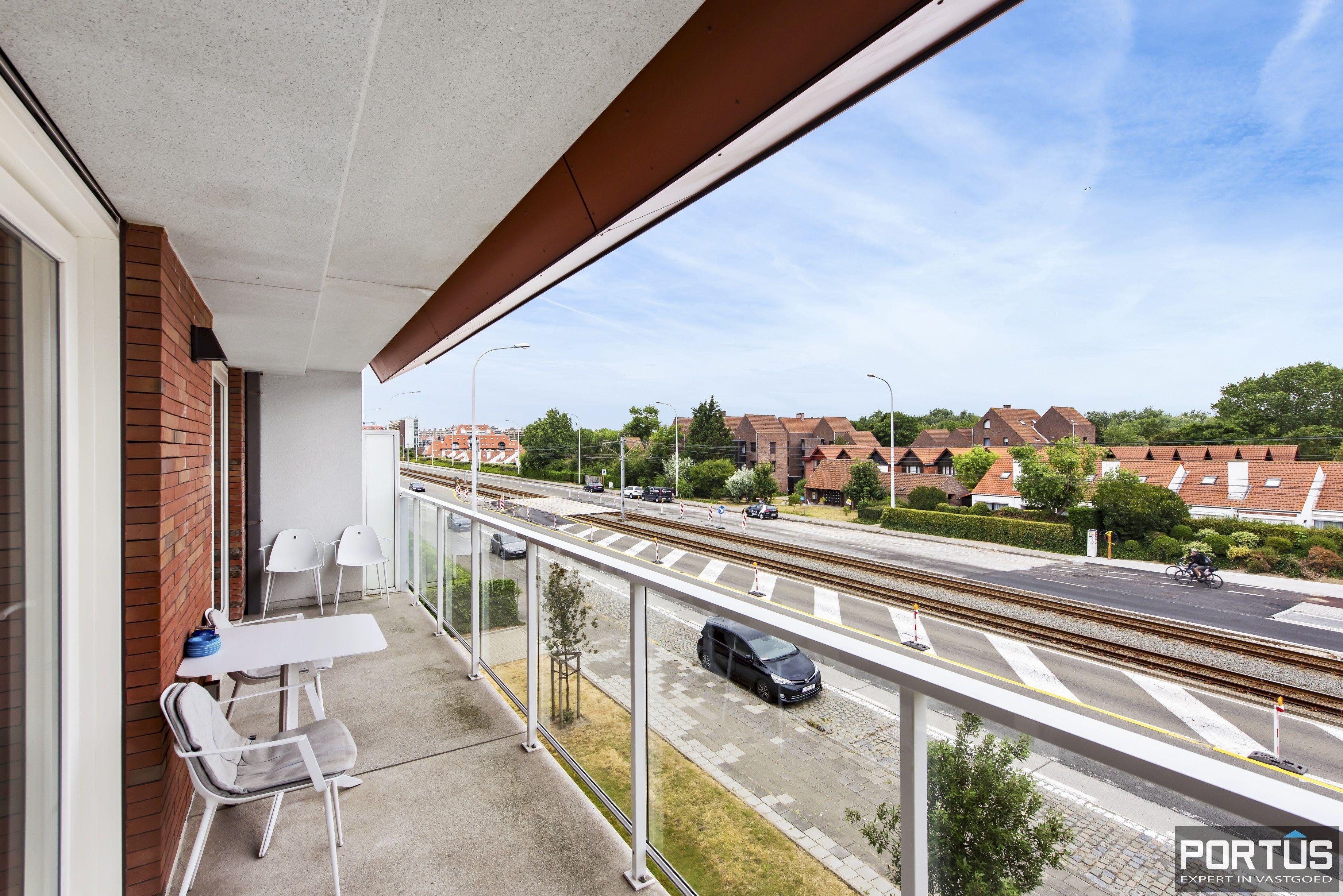 Instapklaar recent appartement te koop te Nieuwpoort - 9824