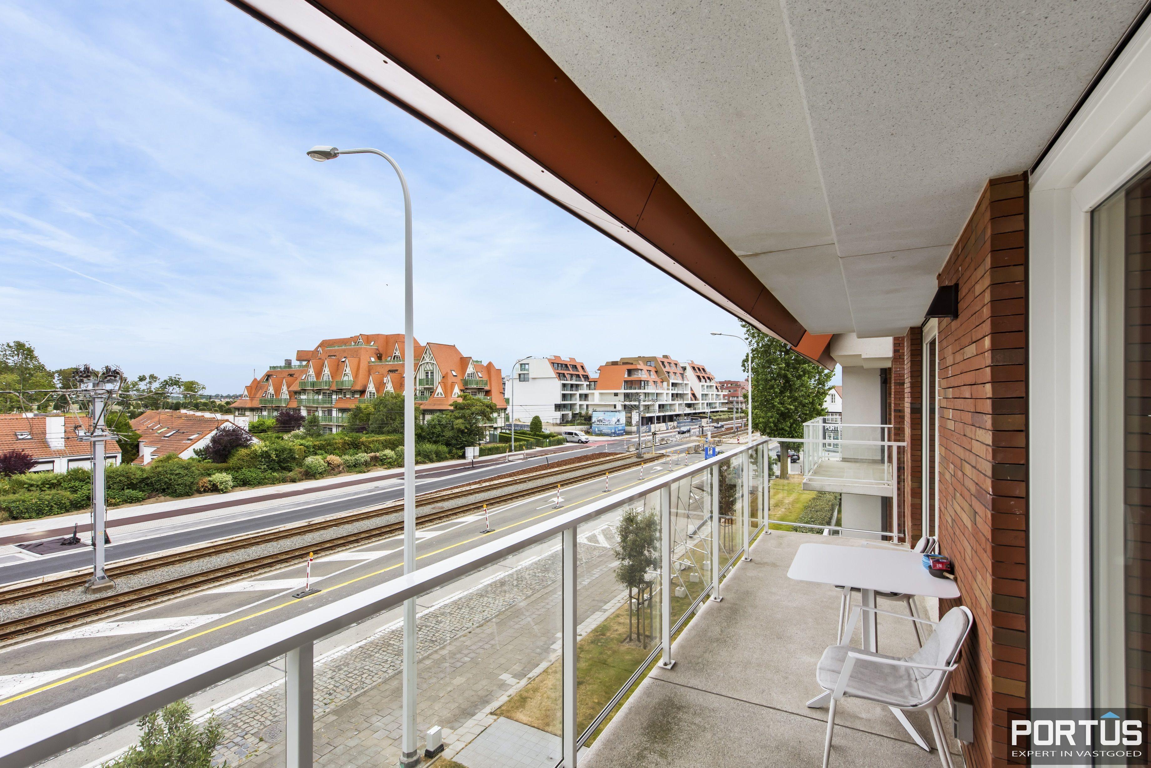 Instapklaar recent appartement te koop te Nieuwpoort - 9825
