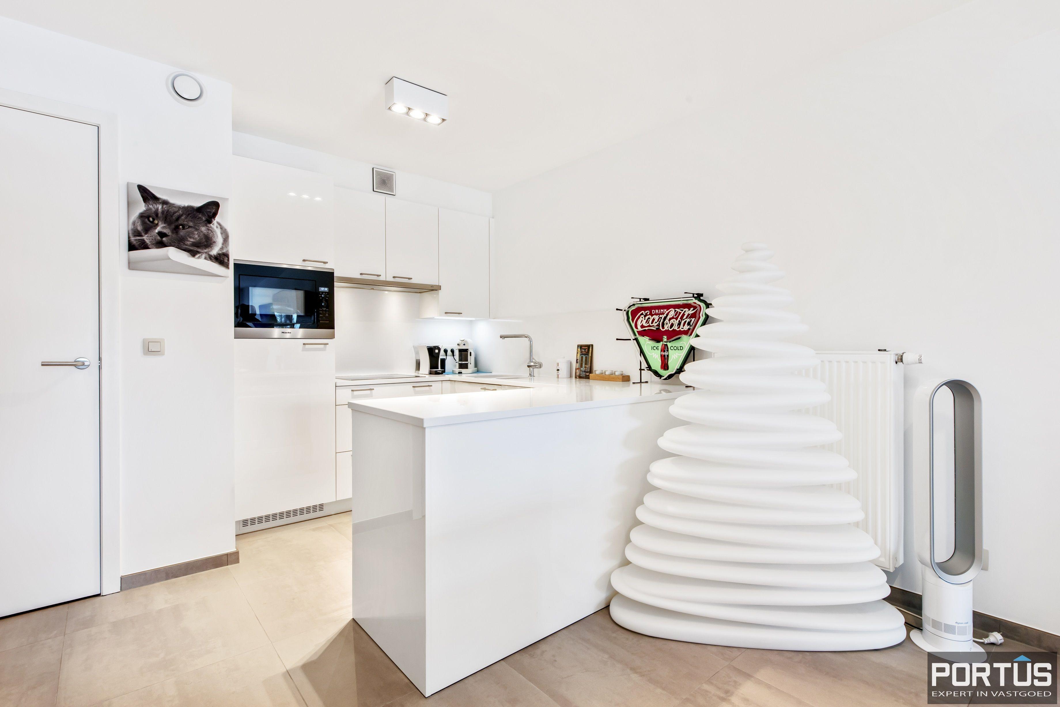 Instapklaar recent appartement te koop te Nieuwpoort - 9828