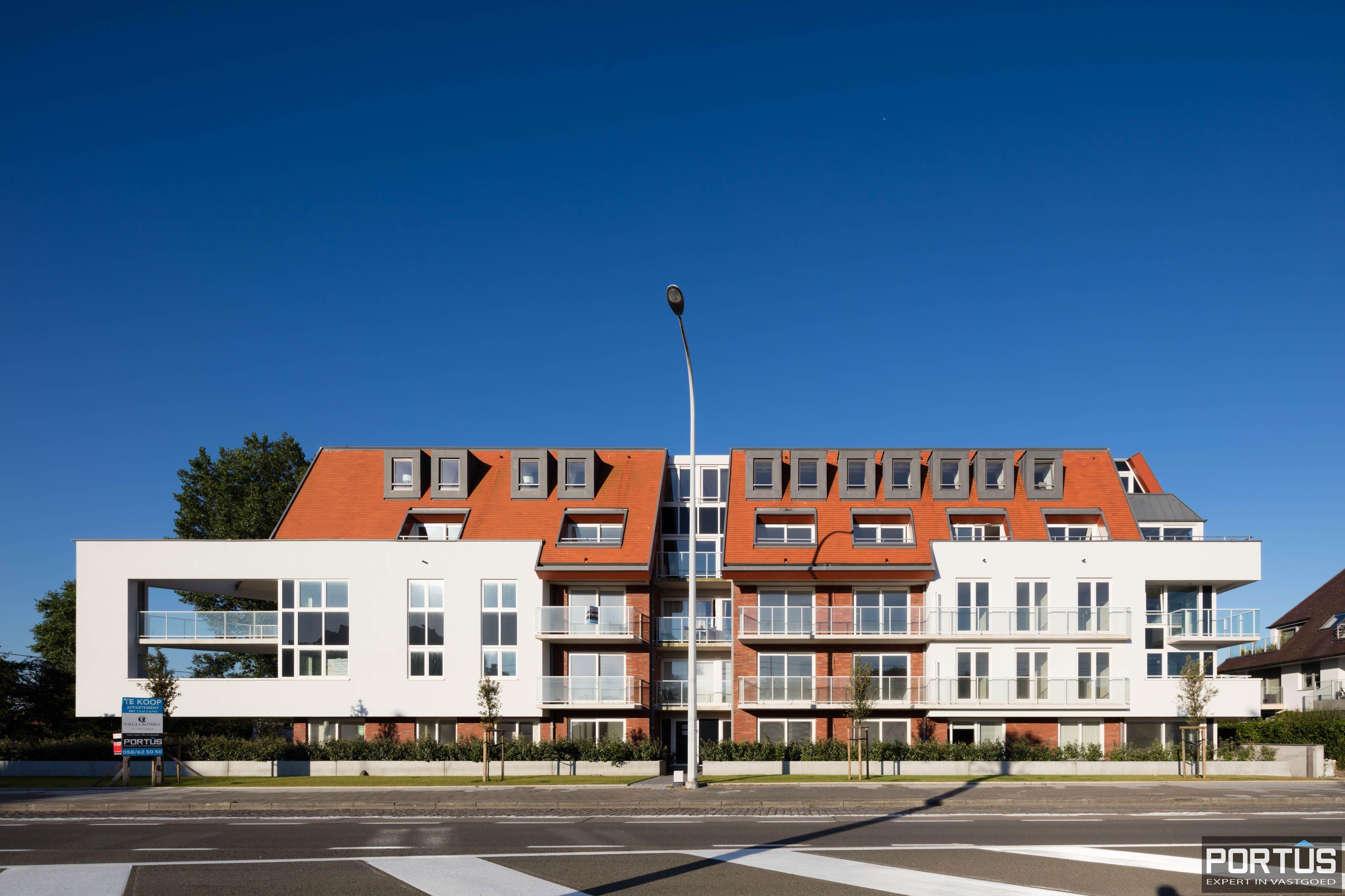 Instapklaar recent appartement te koop te Nieuwpoort - 9832